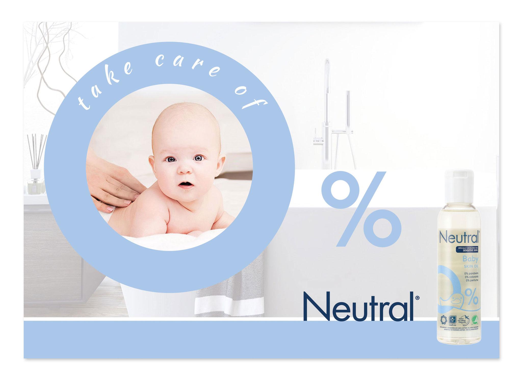 Baby Skin Oil