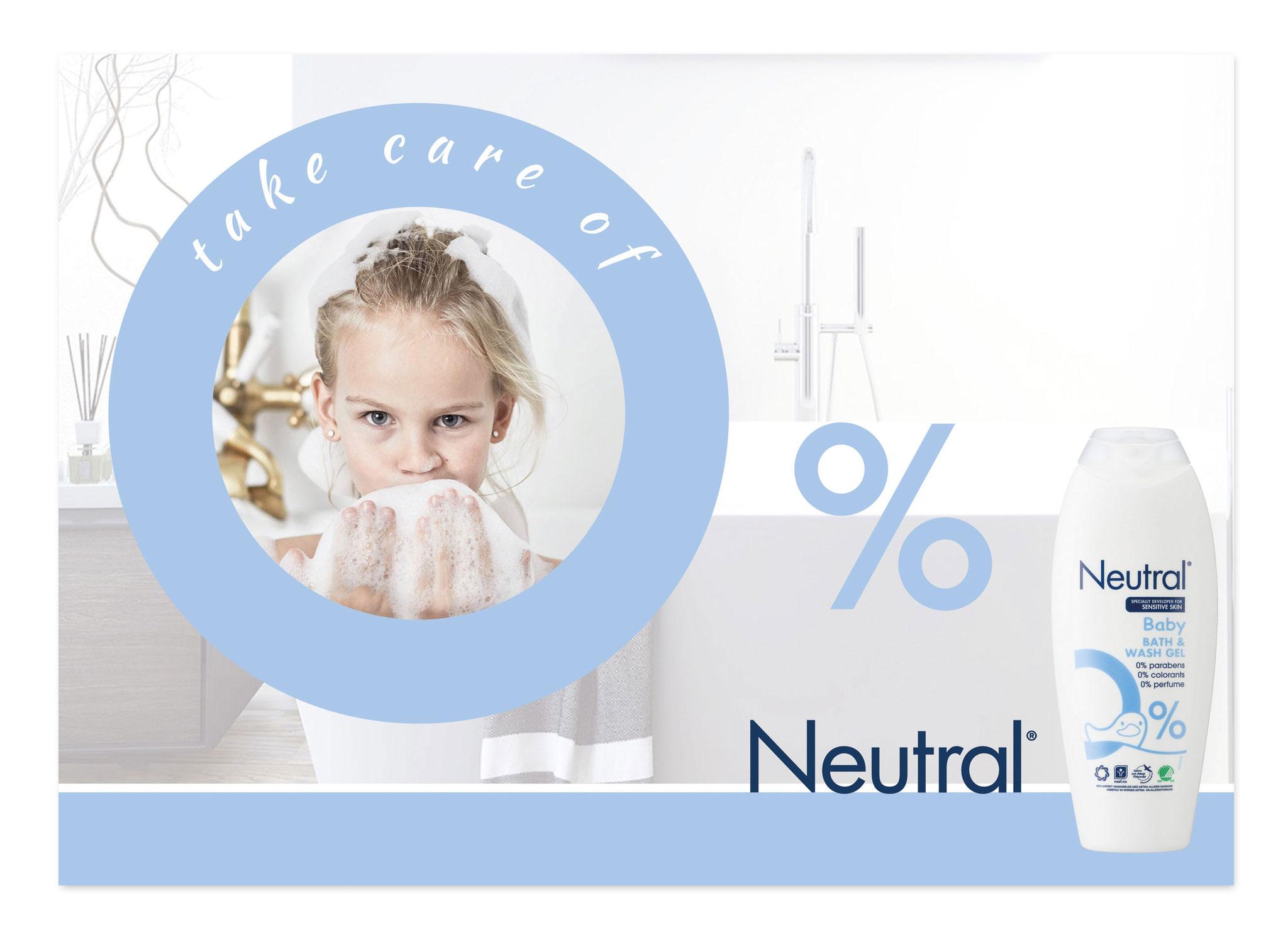 Baby Bath & Wash Gel