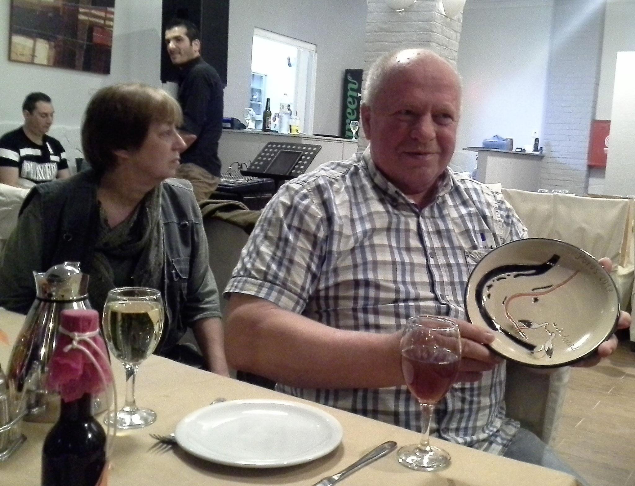 Das Rühstädter Gastgeschenk an Poros