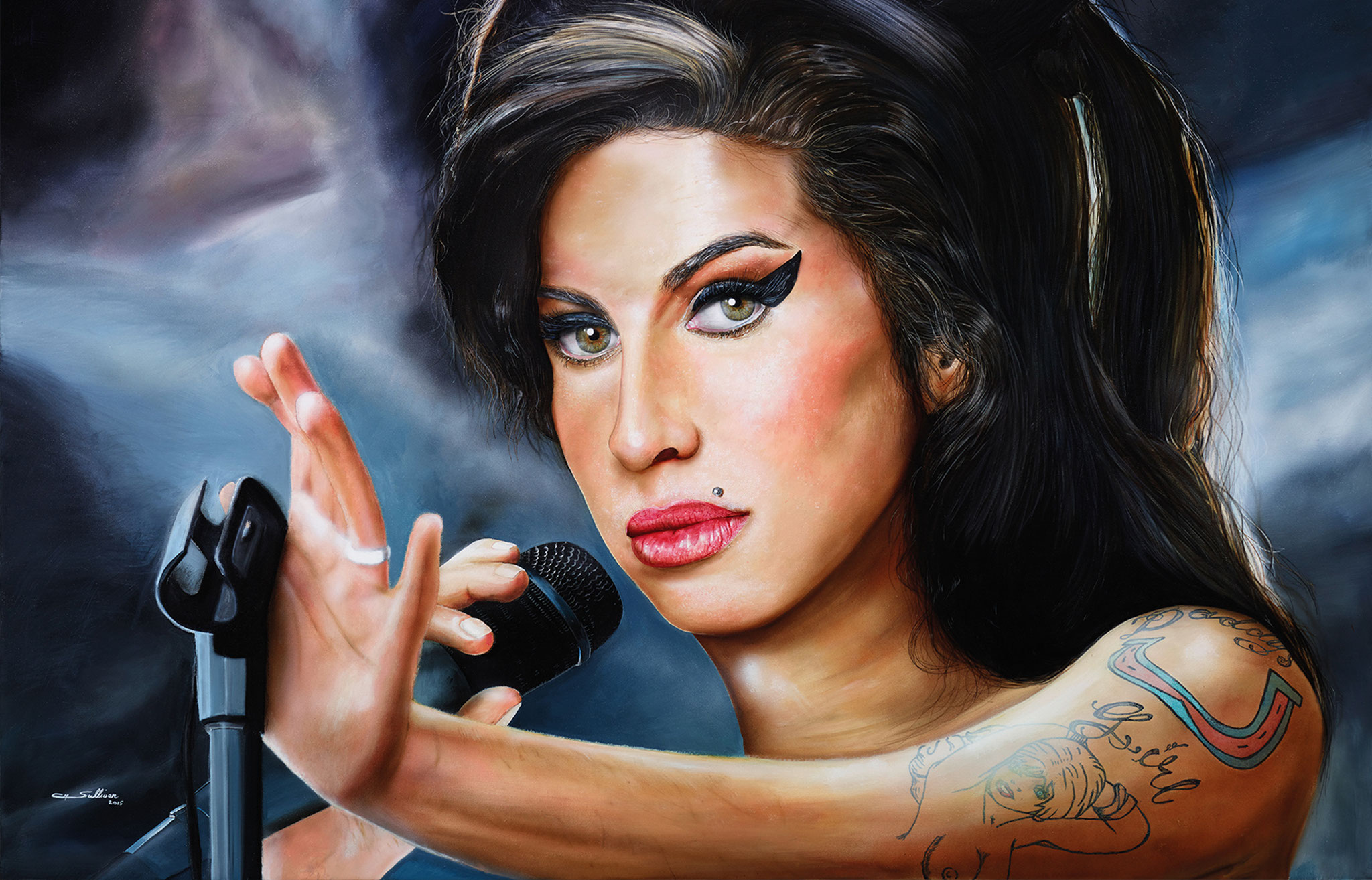 Sullivan_AmyWinehouse_Club27_Art