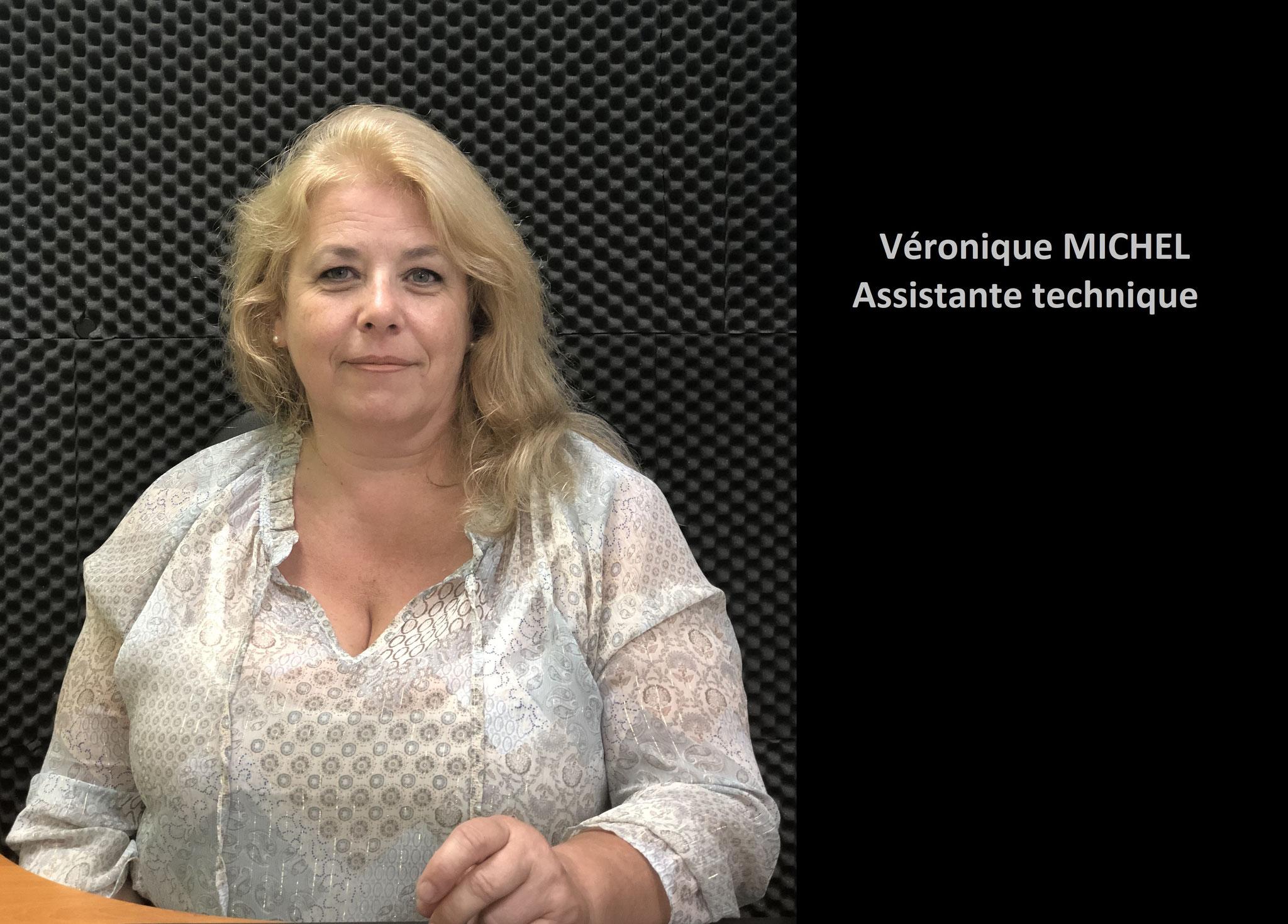 Véronique MICHEL assistante audioprothésiste sur Saint-Nazaire