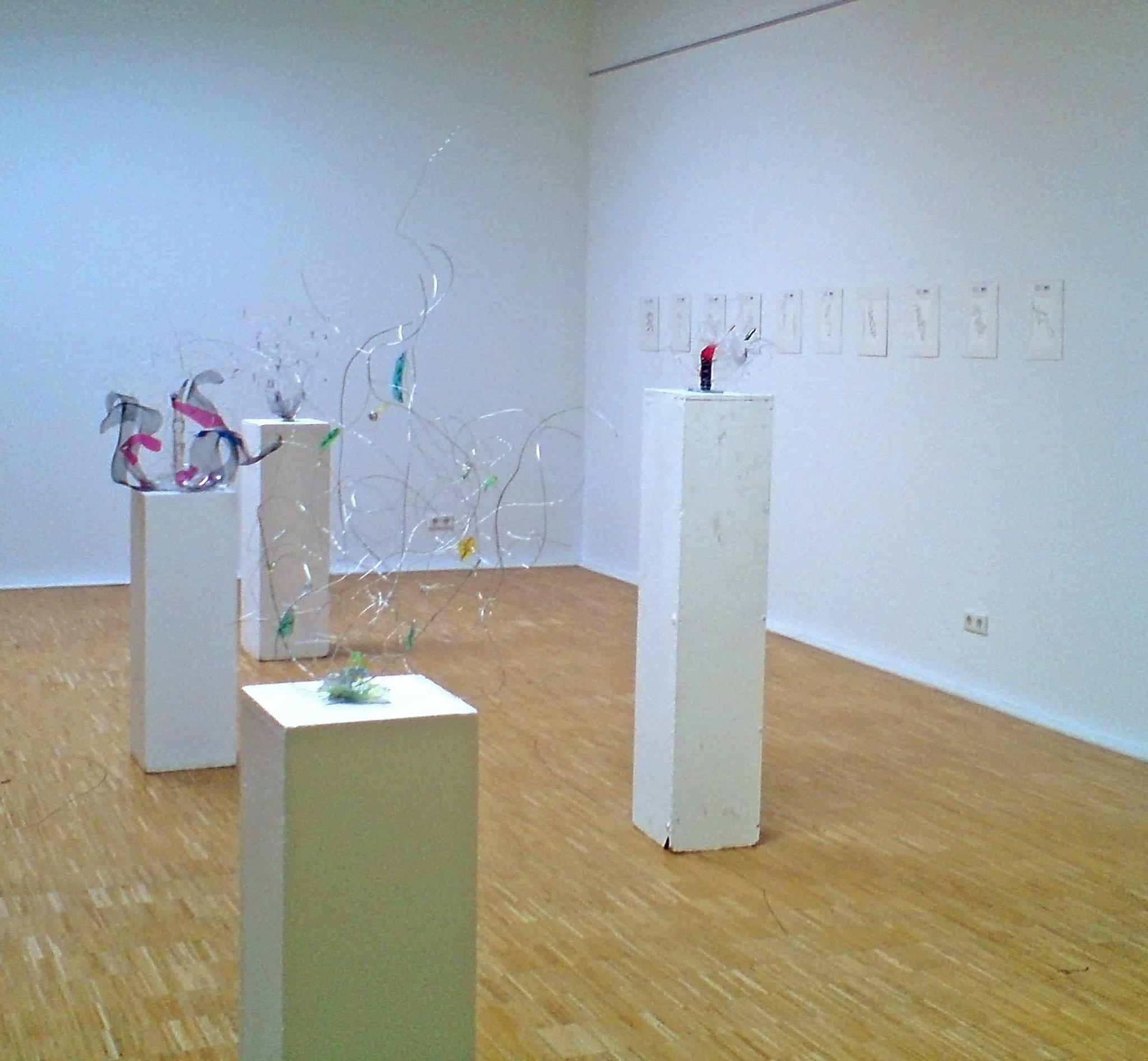 Ausstellung 8. Tri. 2010