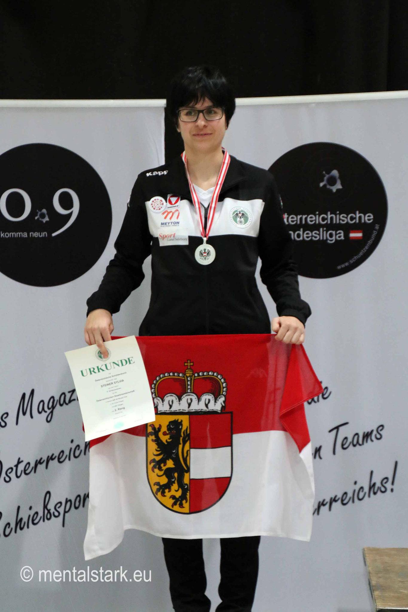 Sylvia STeiner 2.Platz LP Damen