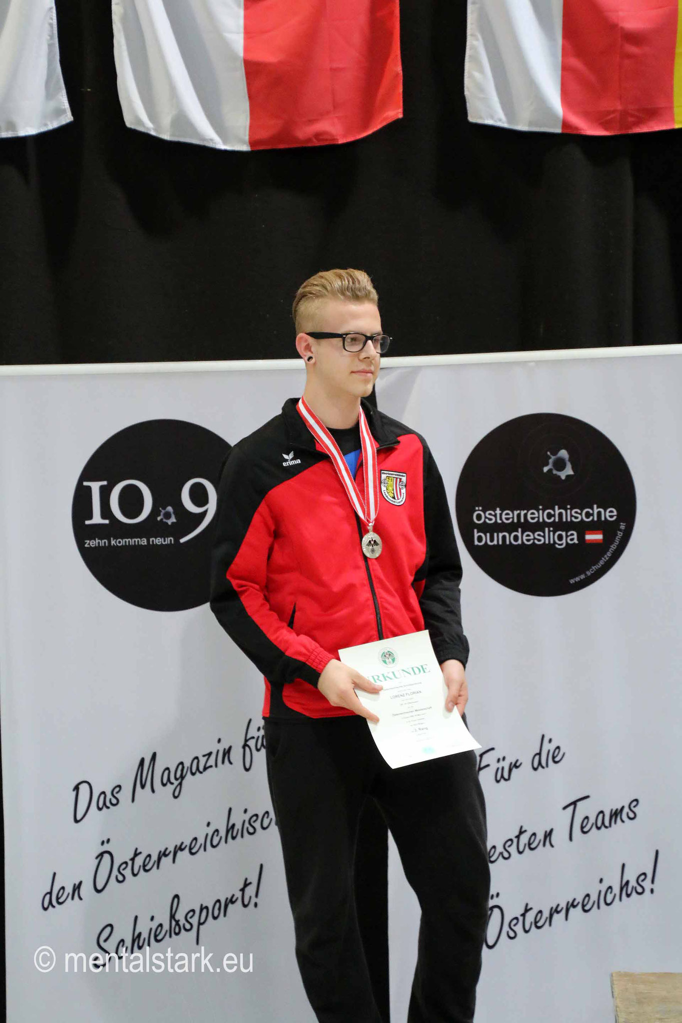 Florian Lorenz 2. Platz LP Junioren