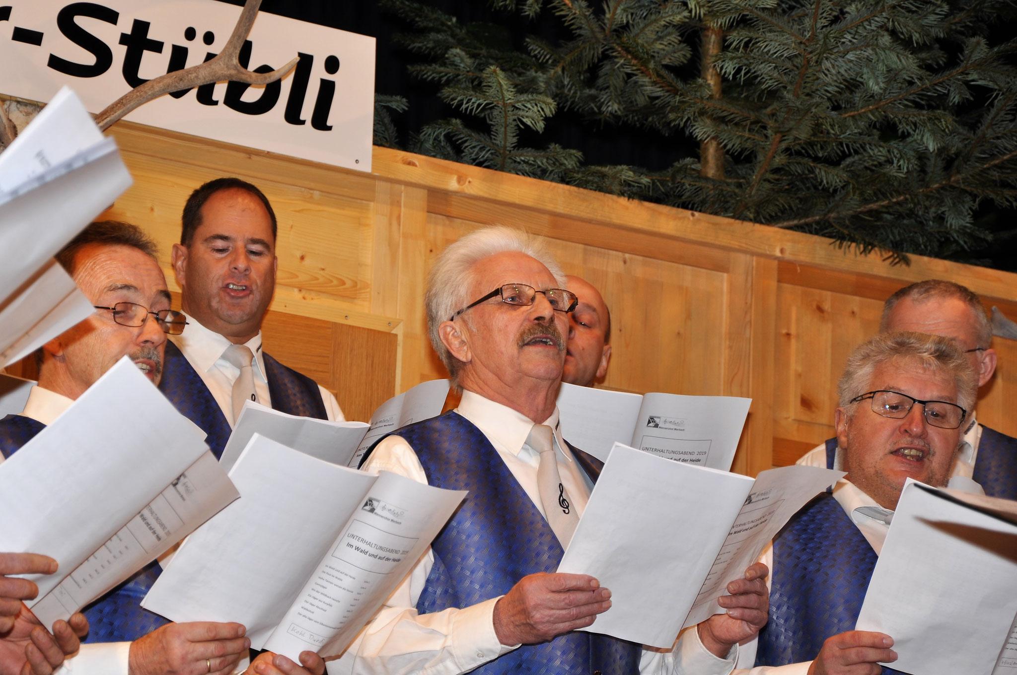 Männerchor Marbach