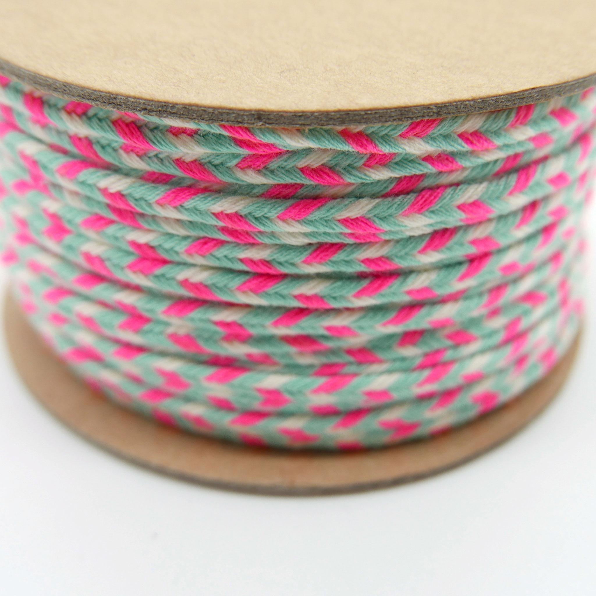 Stärke: 4mm Farbe: pink