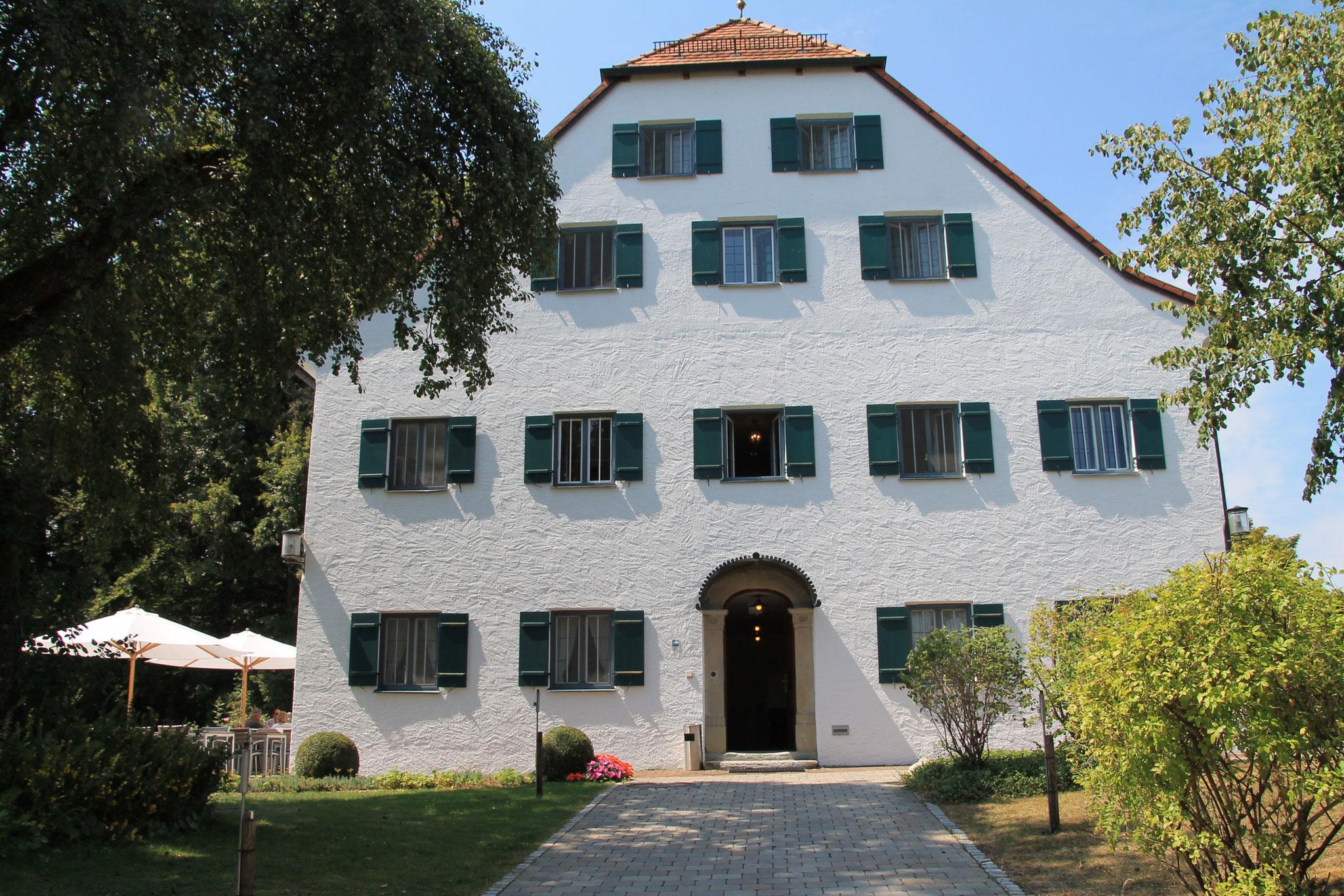 Haupthaus Gut Aiterbach, Rimsting