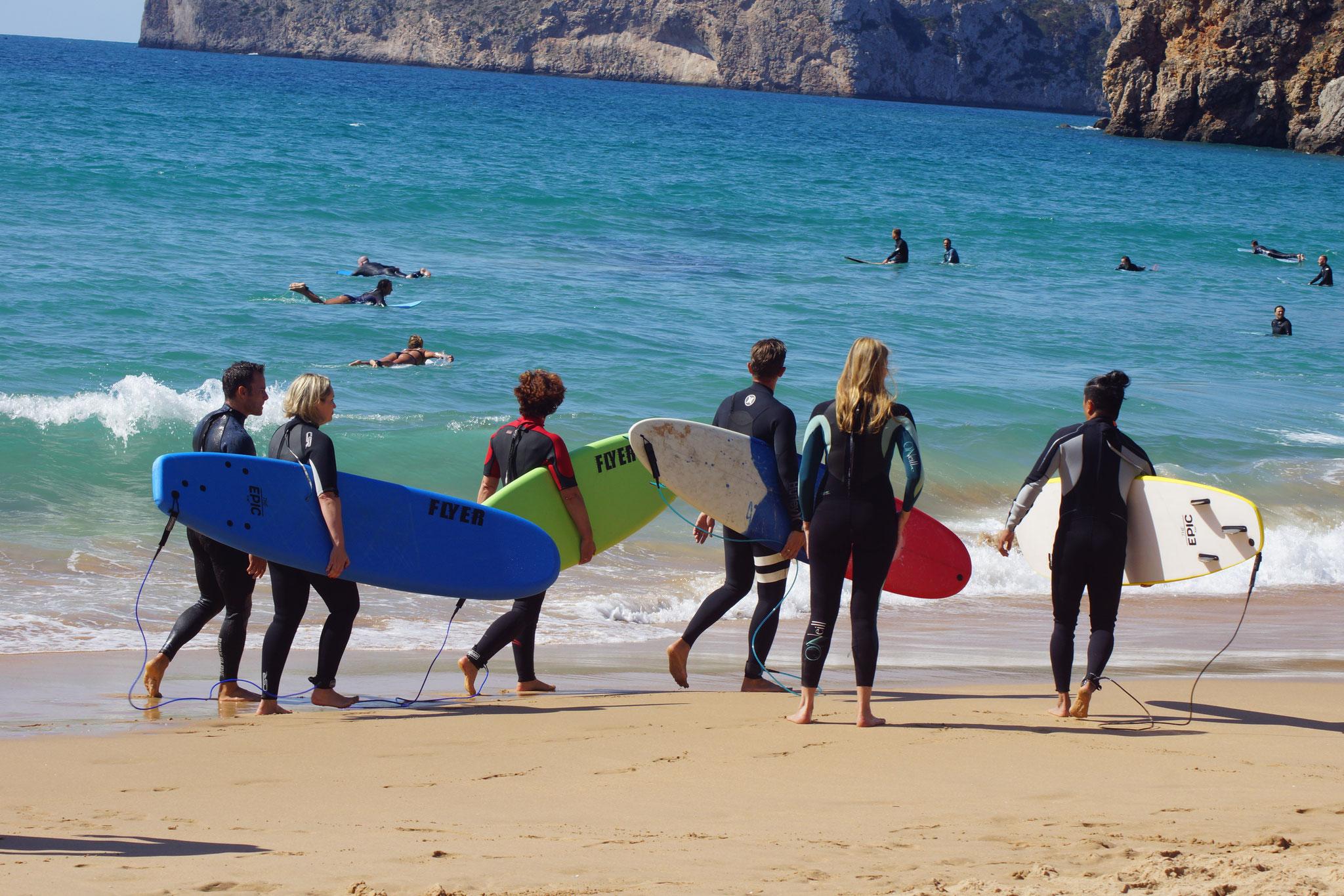Deine Surfschule