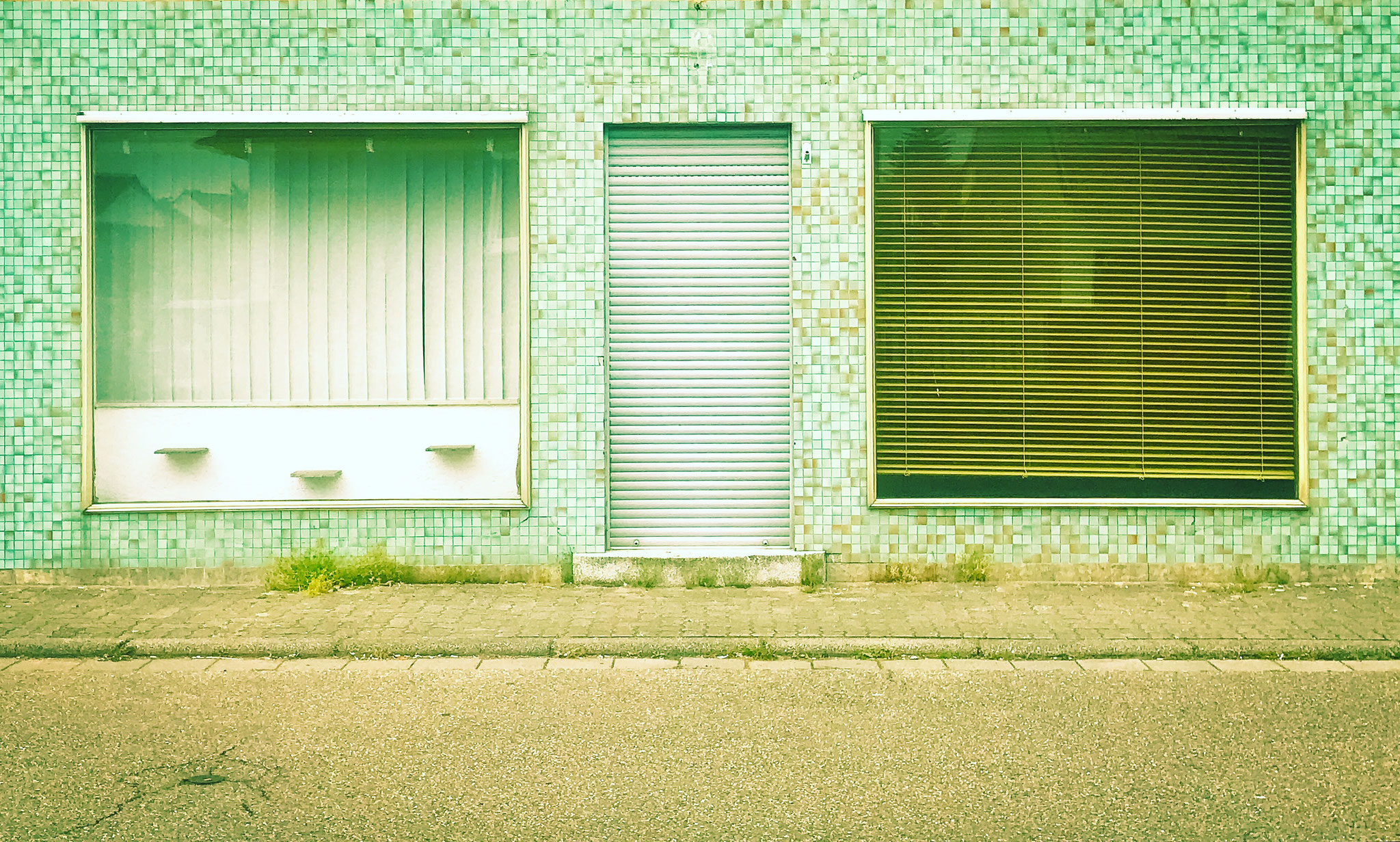 Vintage Ladenfront Schifferstadt / Lost Shop Storefront Schifferstadt