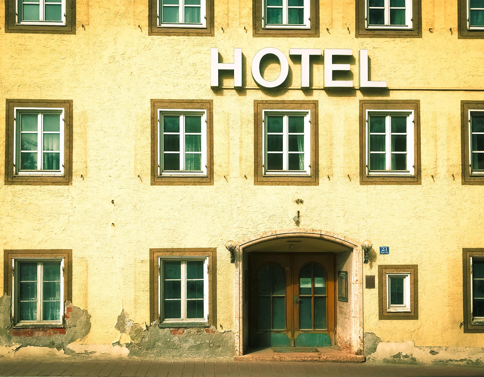 Lost Hotel, Tegernsee