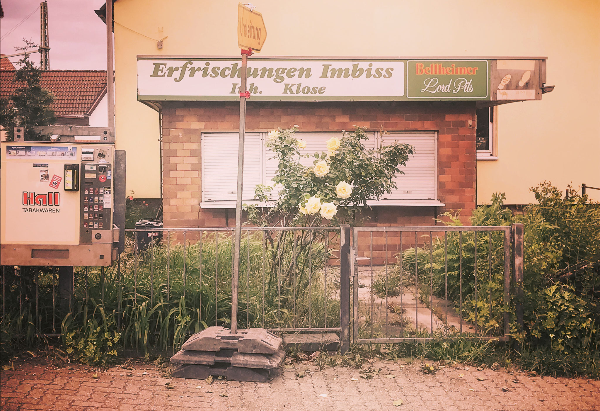 Lost Kiosk, Speyer
