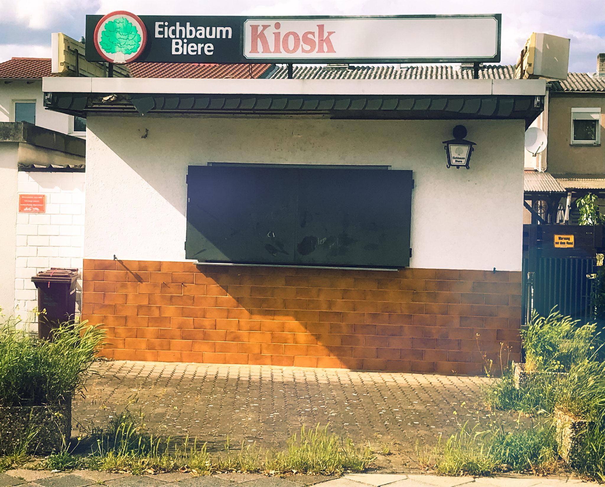 Lost Kiosk, Speyer