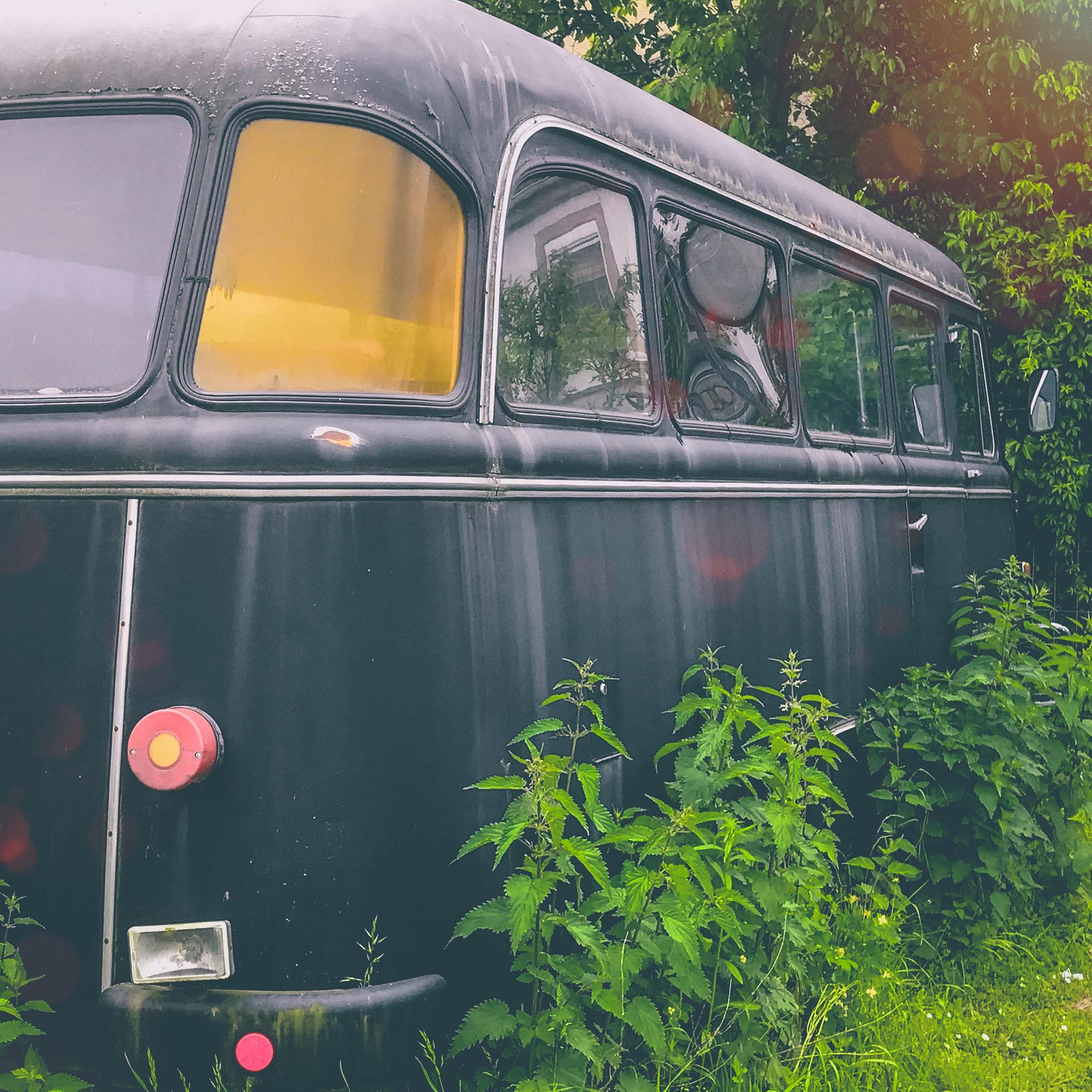Lost Robur Bus, Loc: Speyer
