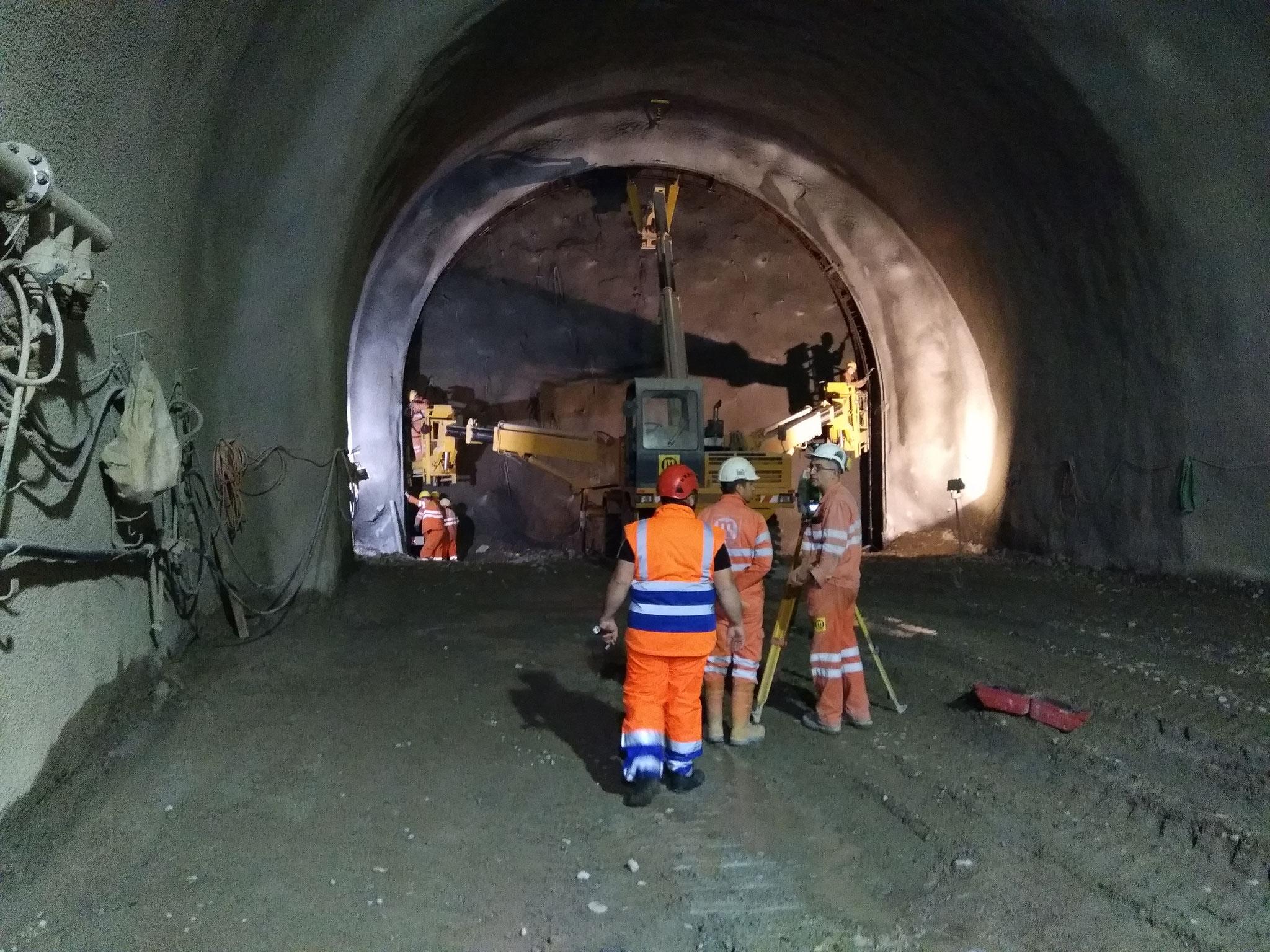 Tunnel de Champel