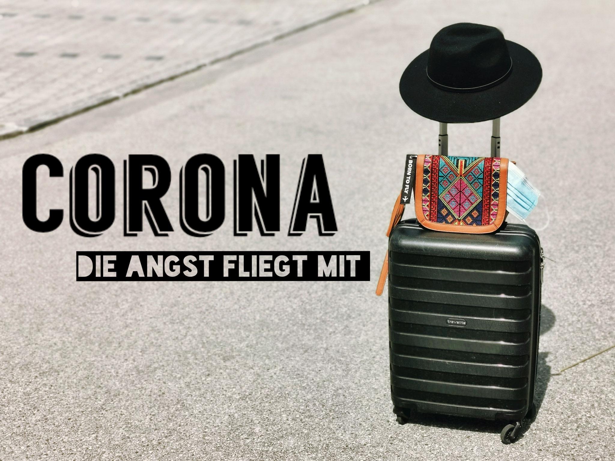 Fliegen während Corona.