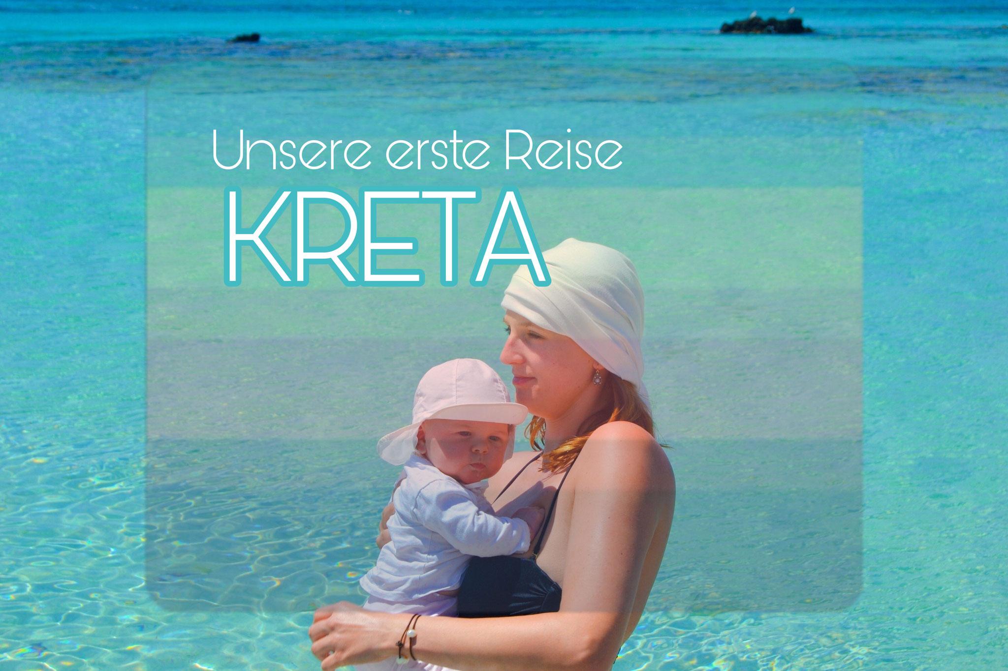 Reisebericht: Kreata mit Baby