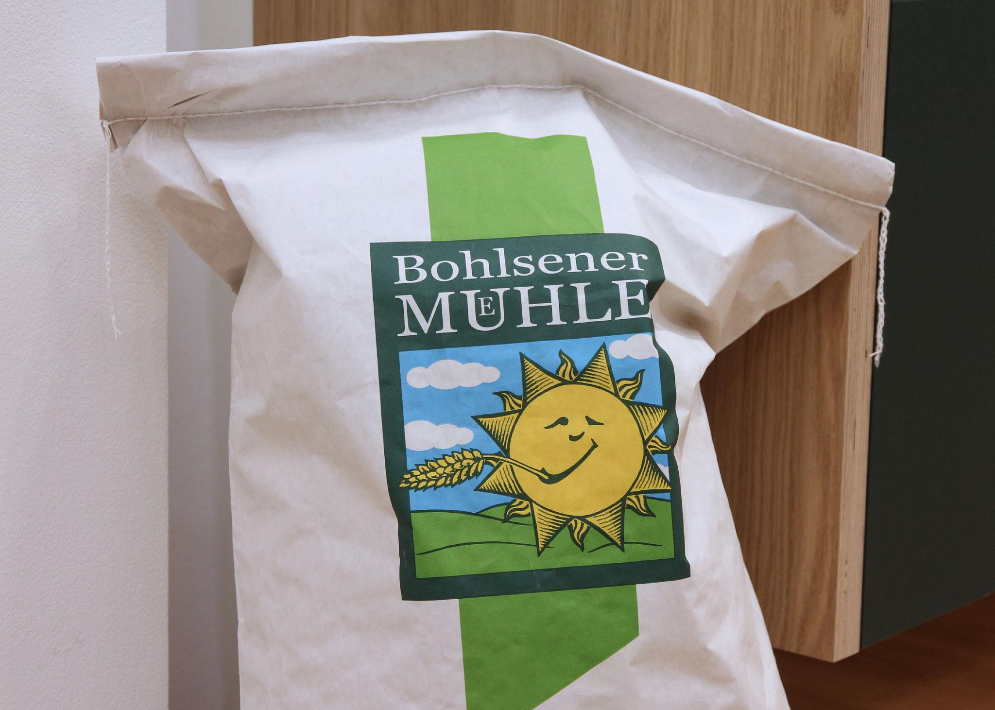 Logo der Bohlsener Mühle