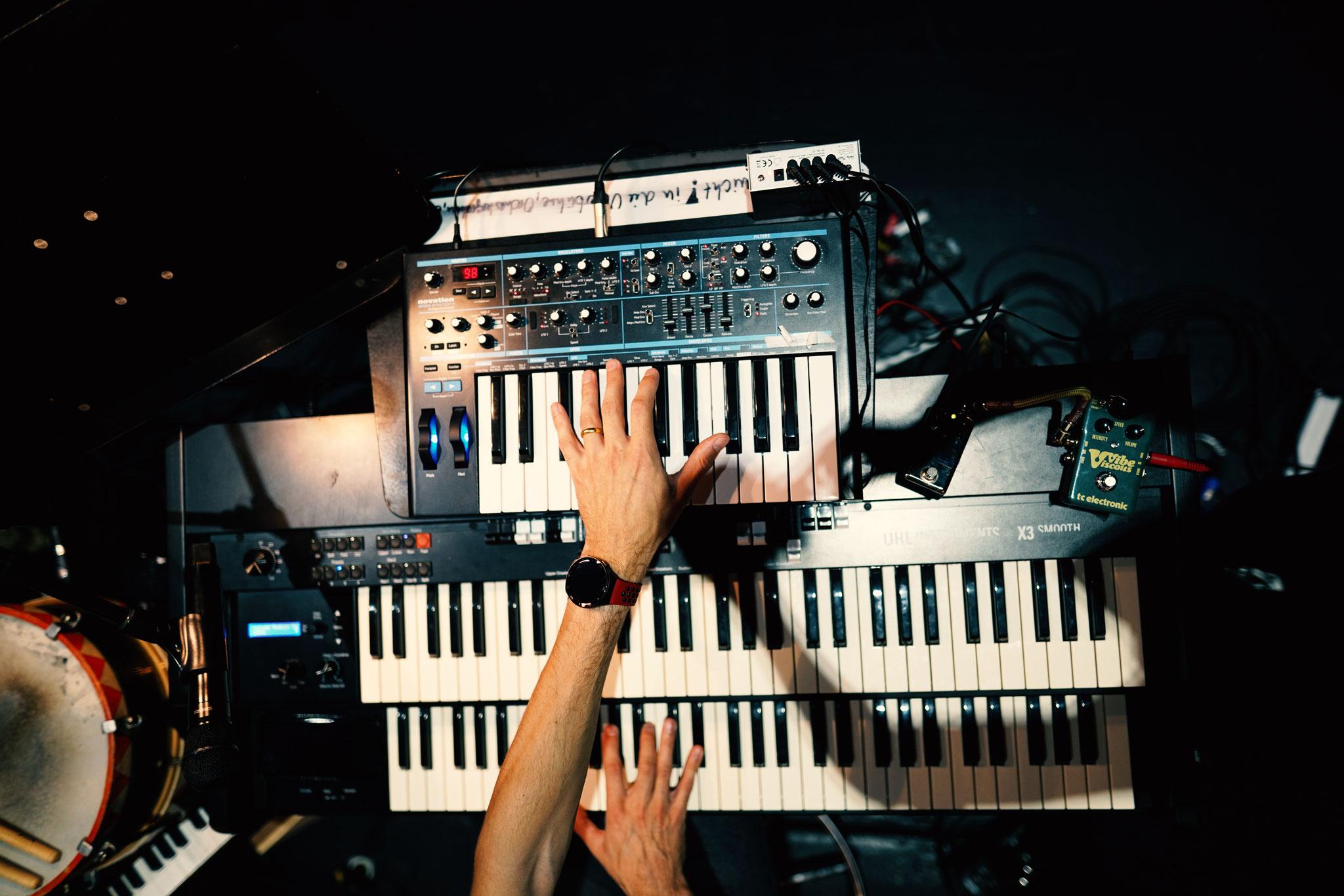 Synthesizer, UHL Orgel