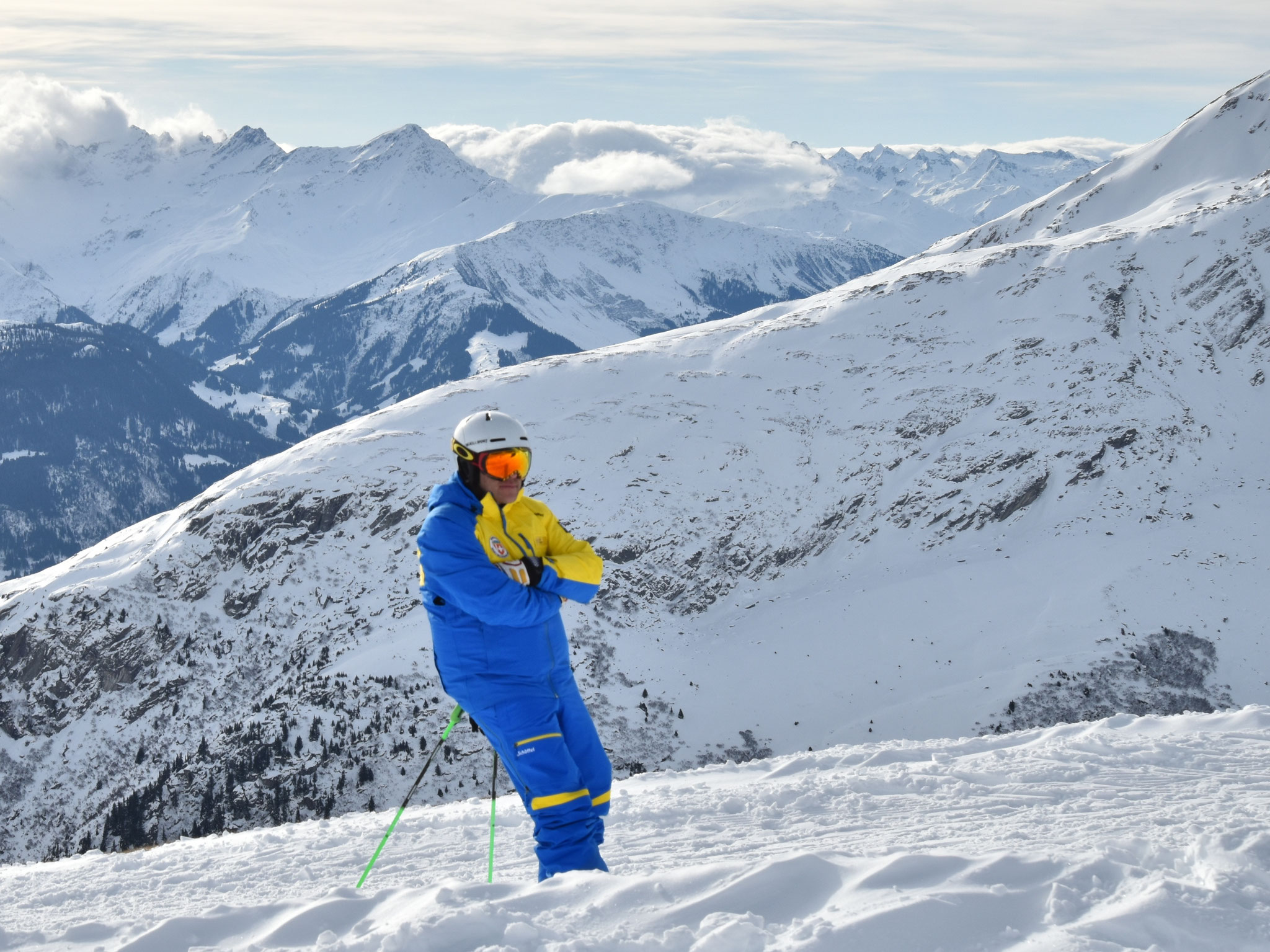Privatunterricht Ski