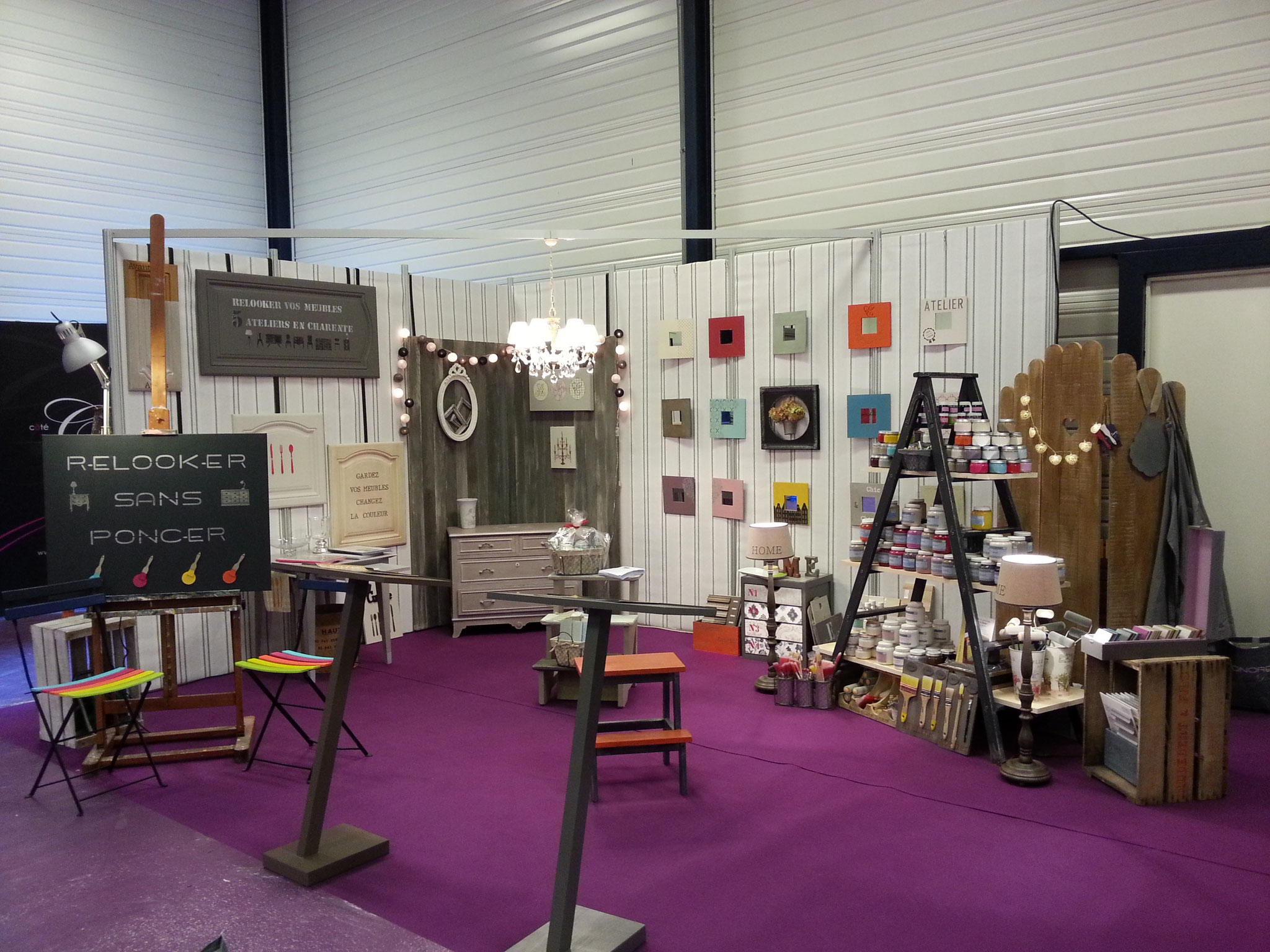 Salon Habitat Angoulême 2014