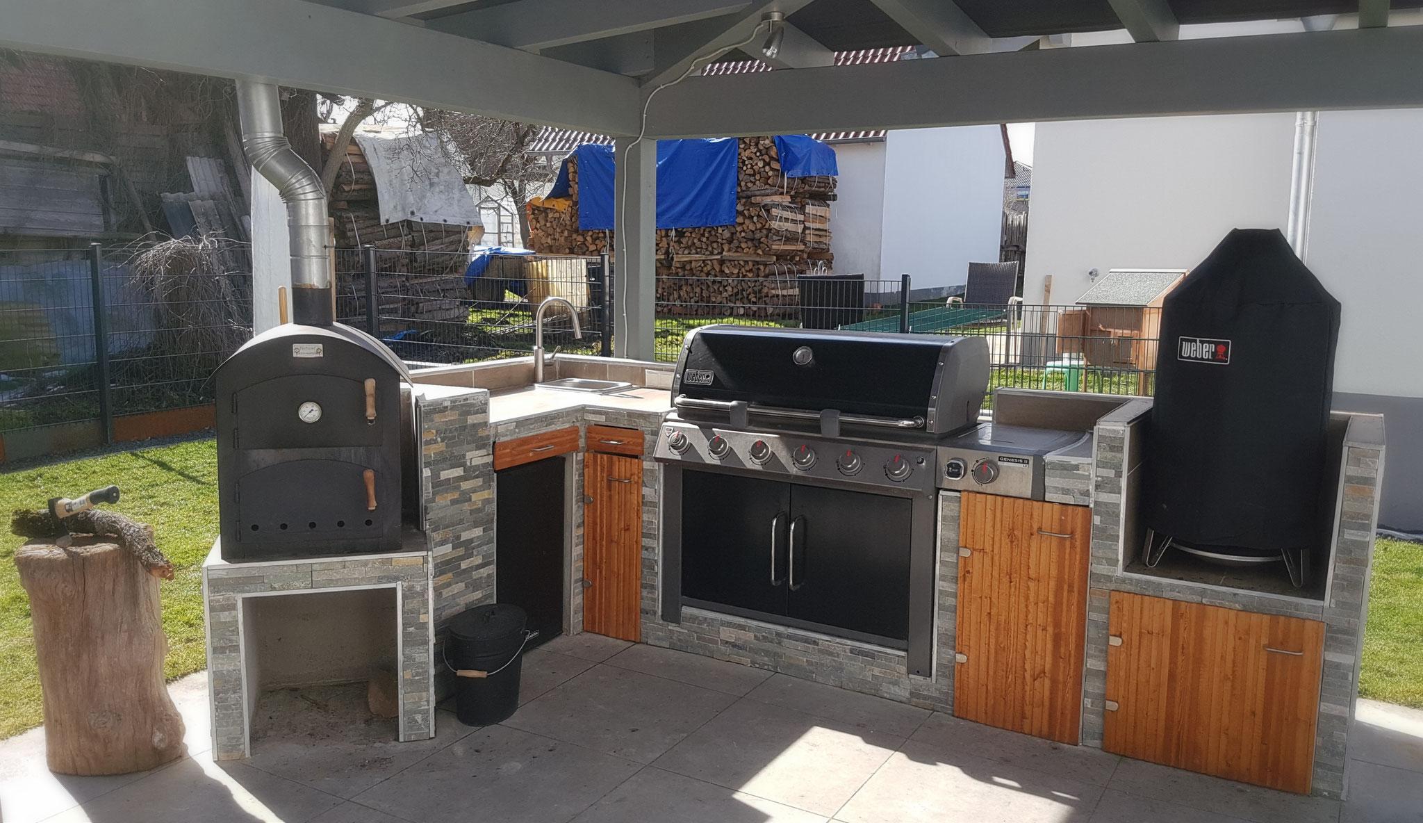 Outdoor Küche Rezepte : Koch überm feuer rezepte outdoorküche und kochutensilien
