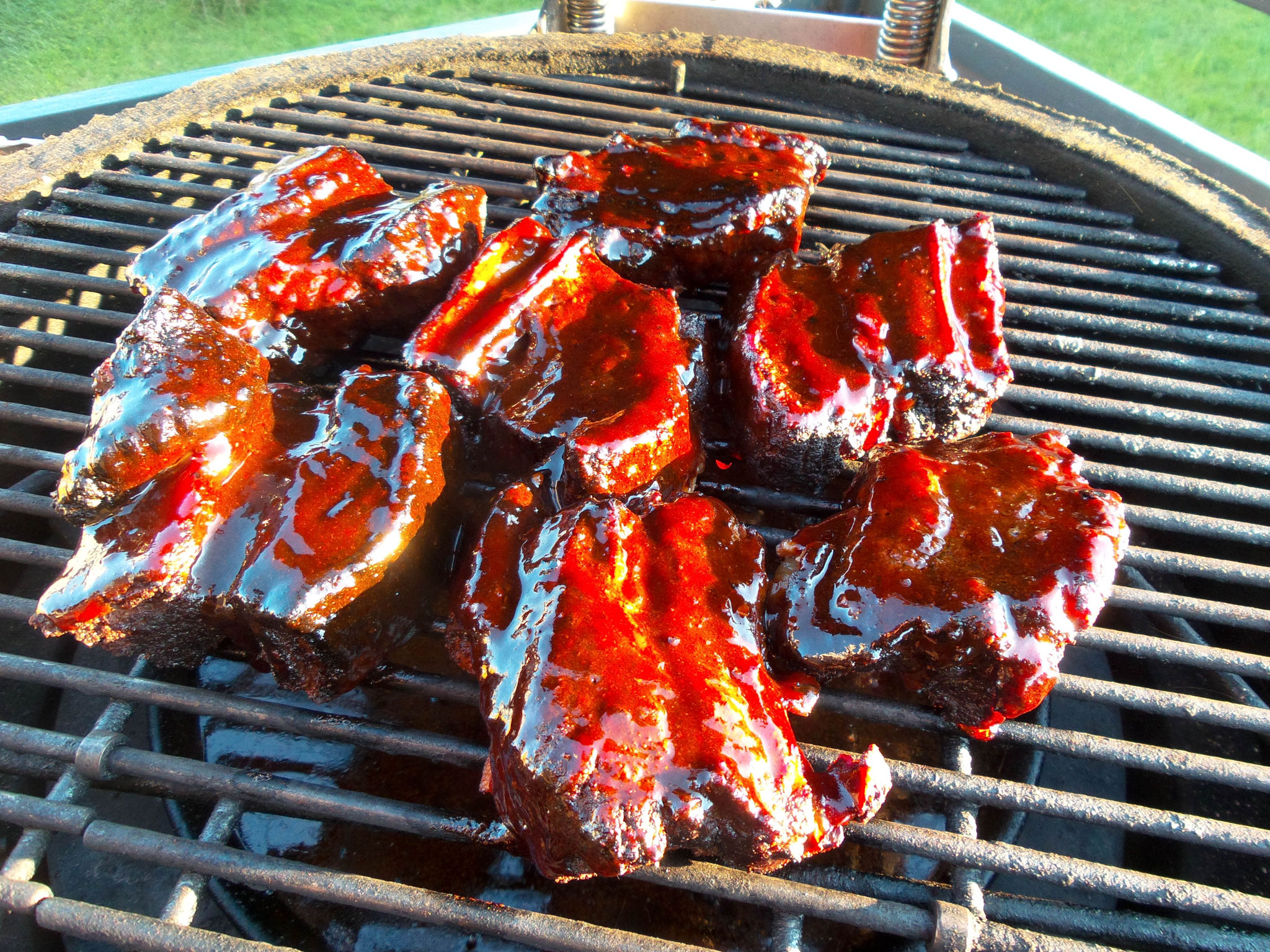 Short Cut Ribbs ale-x-bbq