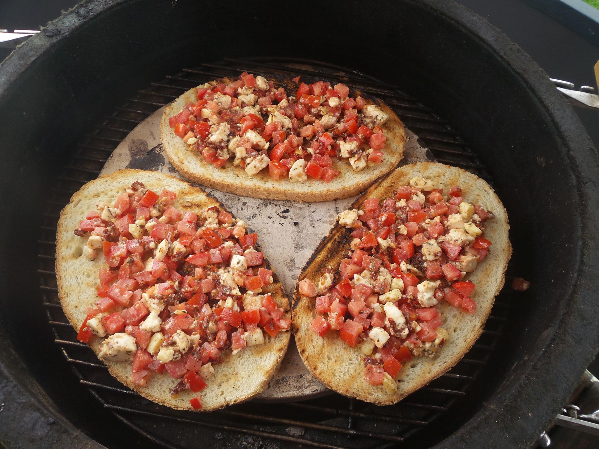 Bruscetta BBQ ale-x-bbq