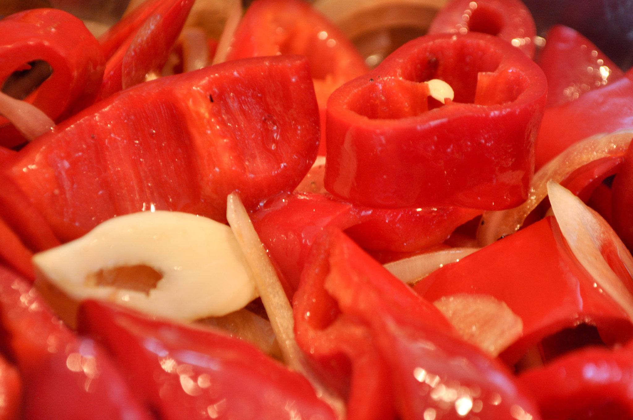 Paprika Soßen Ansatz ALE-X-BBQ