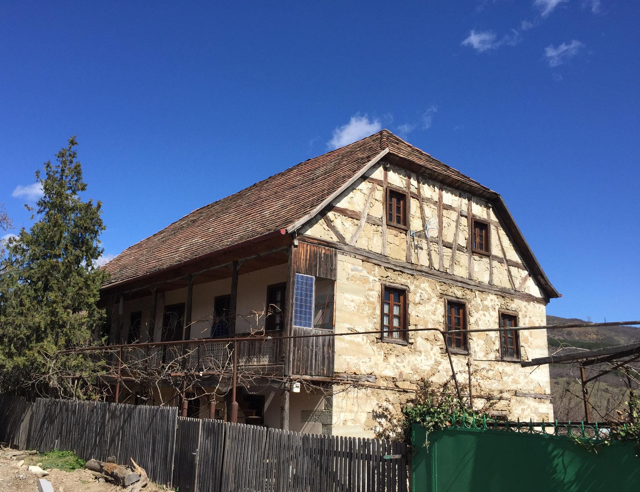 Deutsche Dörfer Assureti