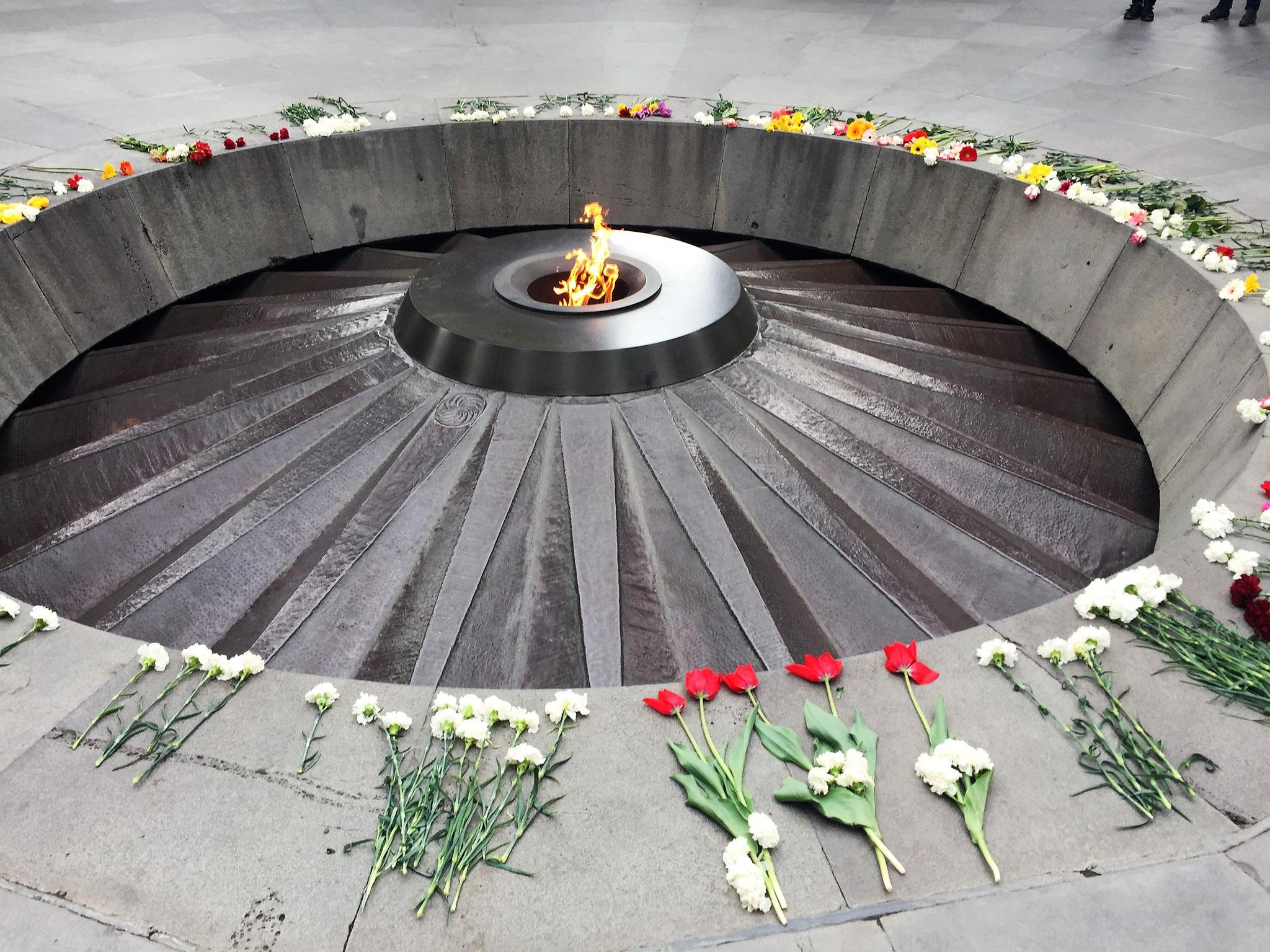 Genozid Denkmal Erewan