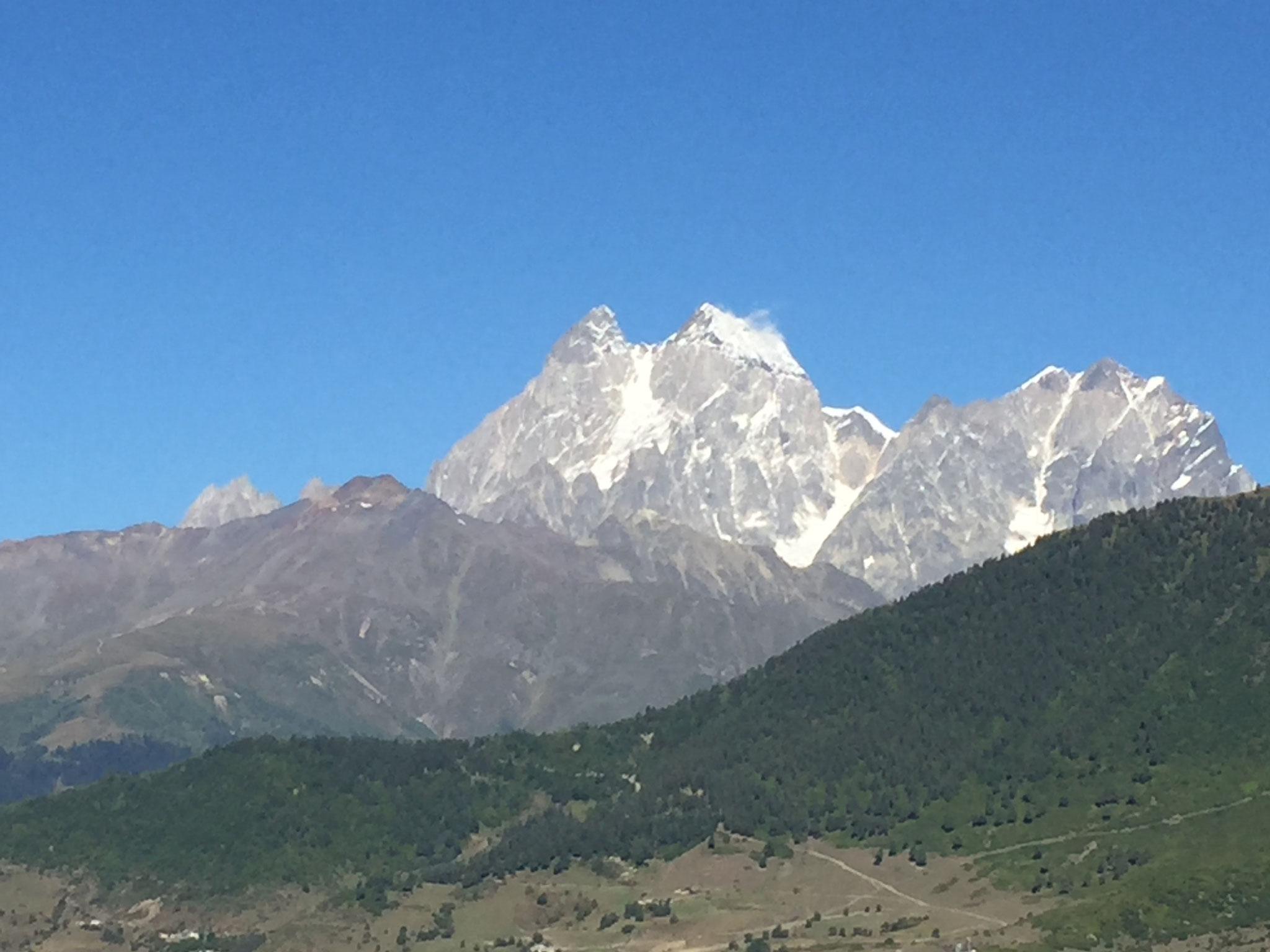 Berg Ushba