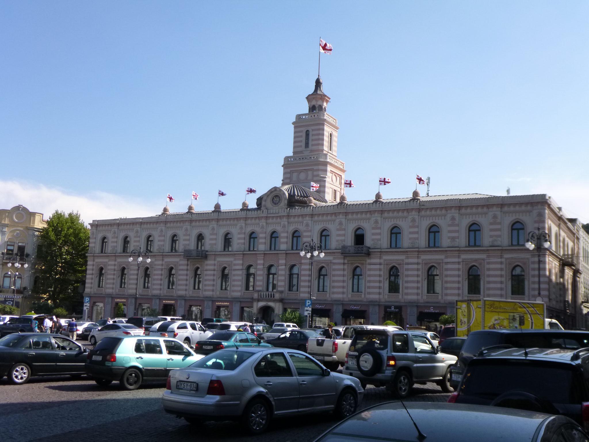Altes Rathaus in Tiflis / Tbilissi