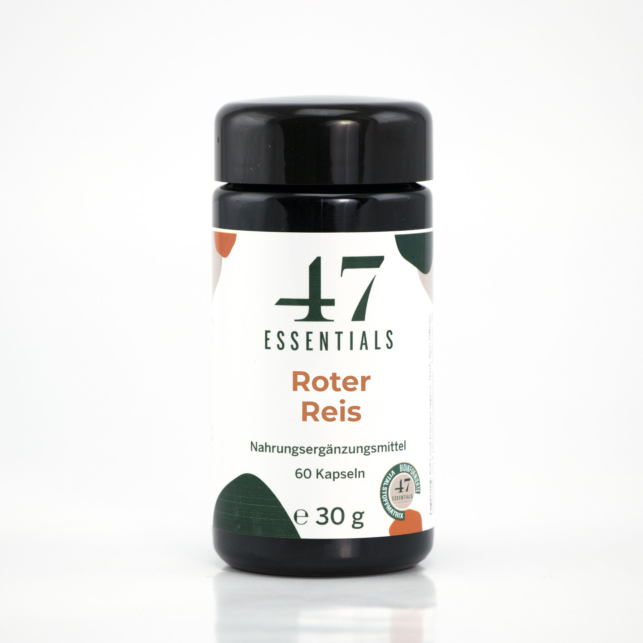 Roter Reis 60 Kapseln (Ihrem Cholesterin zuliebe)     € 16,00           Klicken Sie hier um mehr über das Produkt zu erfahren