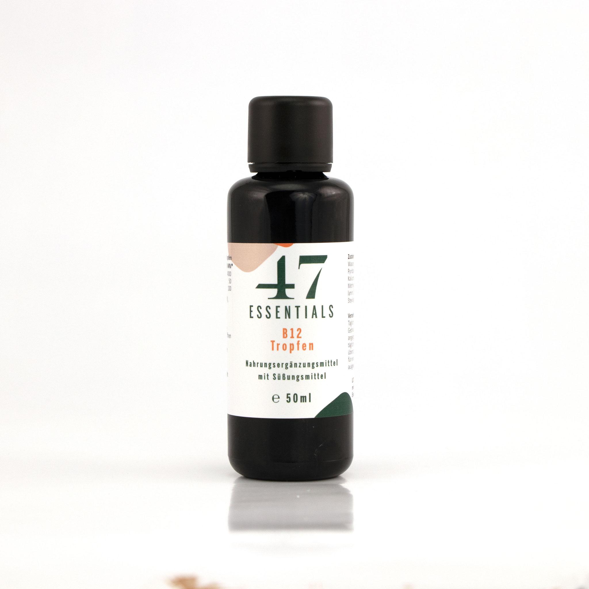 B12 Tropfen 50 ml (Das Glück der Zelle)      € 29,90                    Klicken Sie hier um mehr über das Produkt zu erfahren