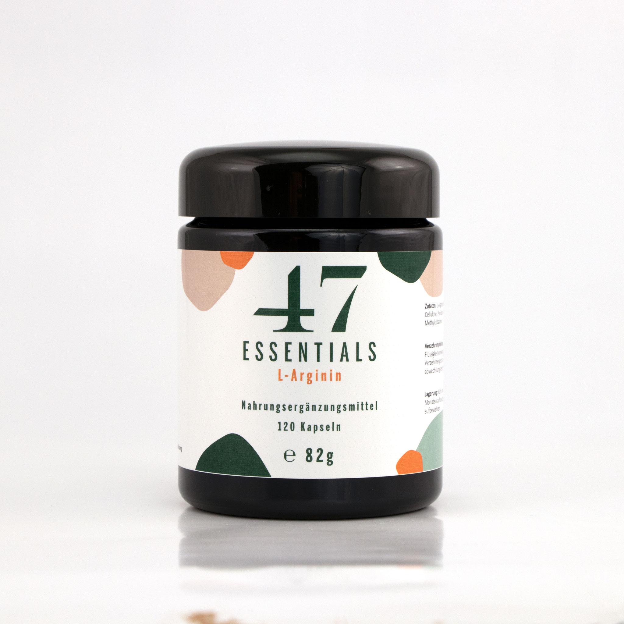 L Arginin 120 Kapseln (Eine Frage der Lust)     € 26,00           Klicken Sie hier um mehr über das Produkt zu erfahren