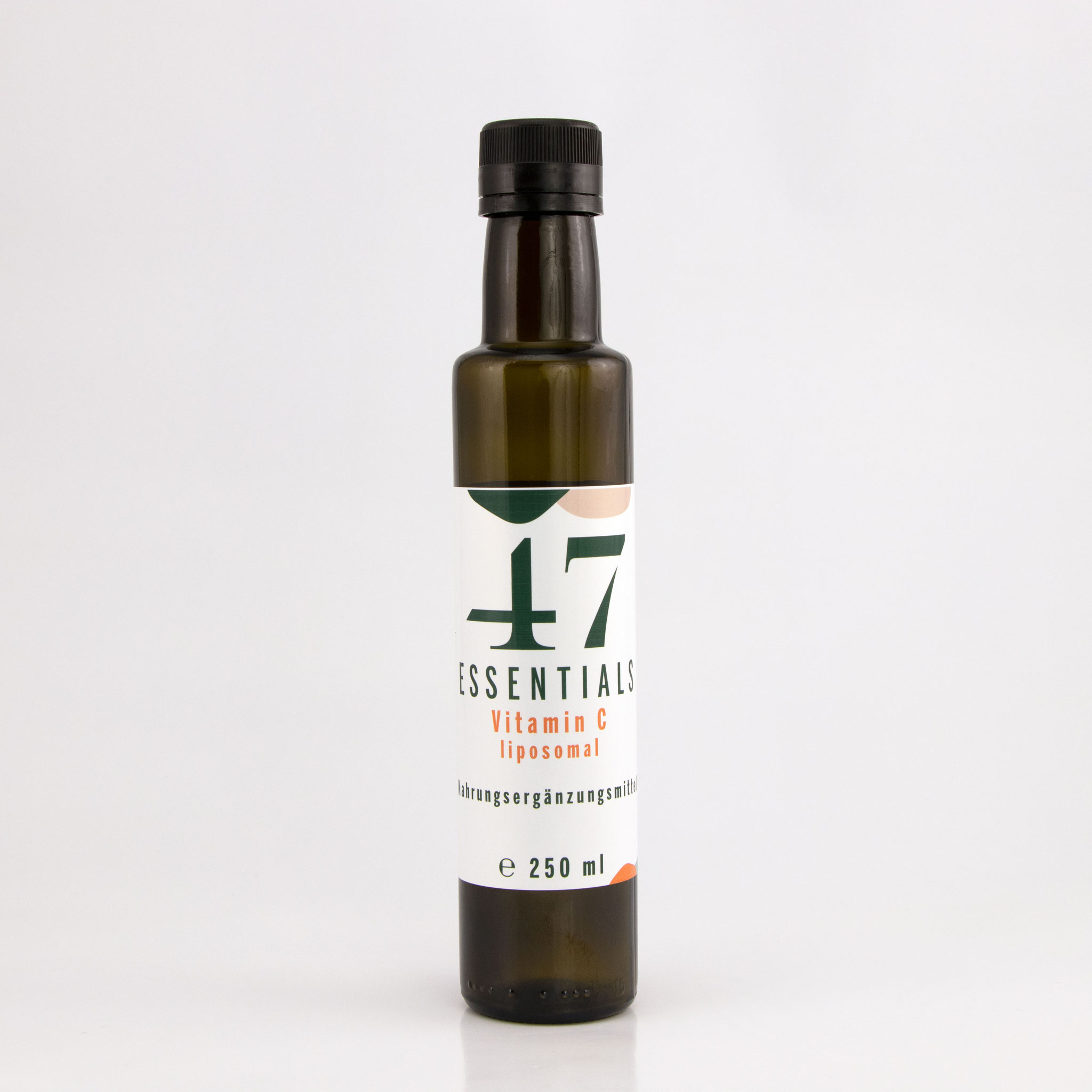 Vitamin C liposomal (250 ml) Vitamin C: (Die neue Generation)     € 55,00           Klicken Sie hier um mehr über das Produkt zu erfahren