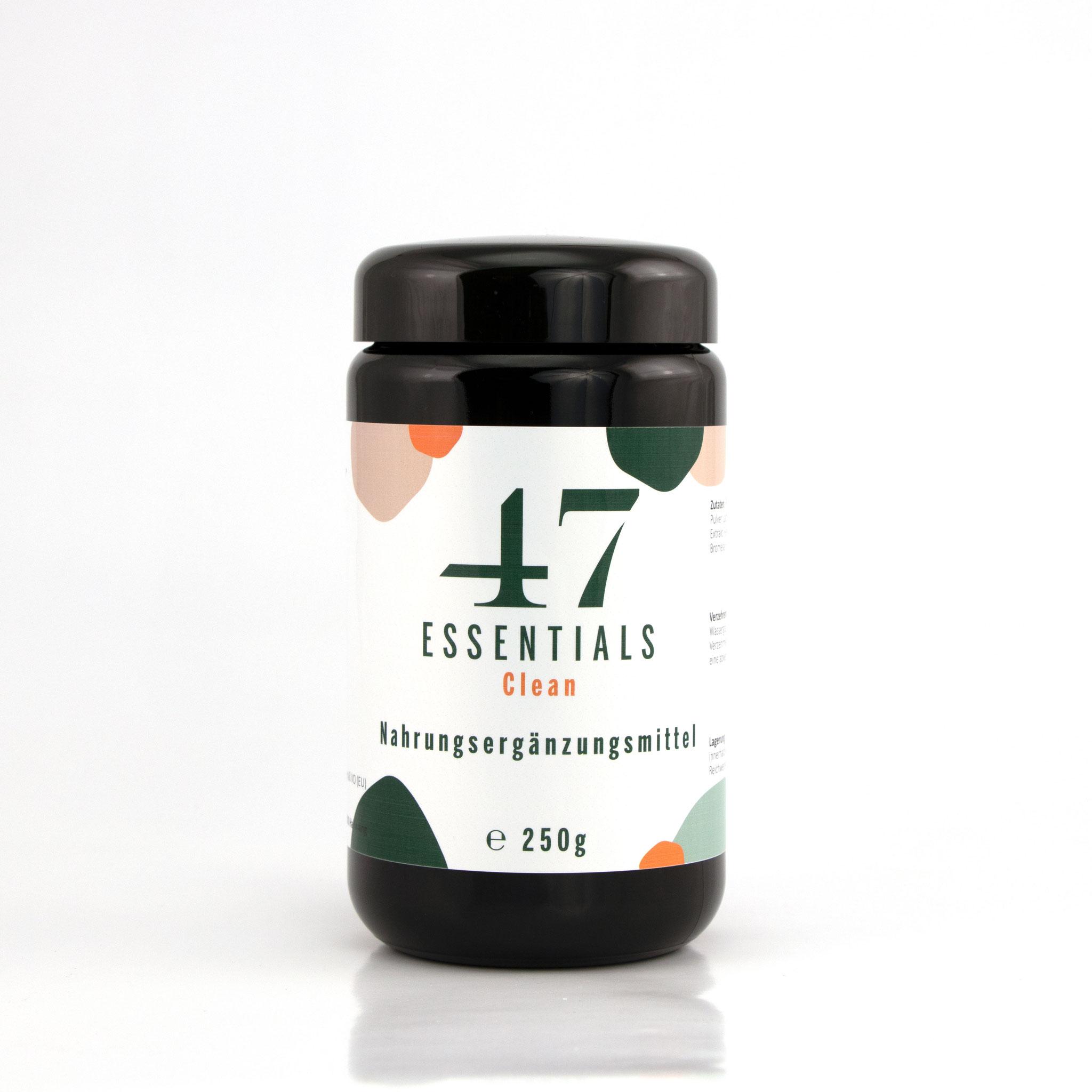 Clean 350g (Die tägliche Hilfe für den Darm)     € 28,00          Klicken Sie hier um mehr über das Produkt zu erfahren
