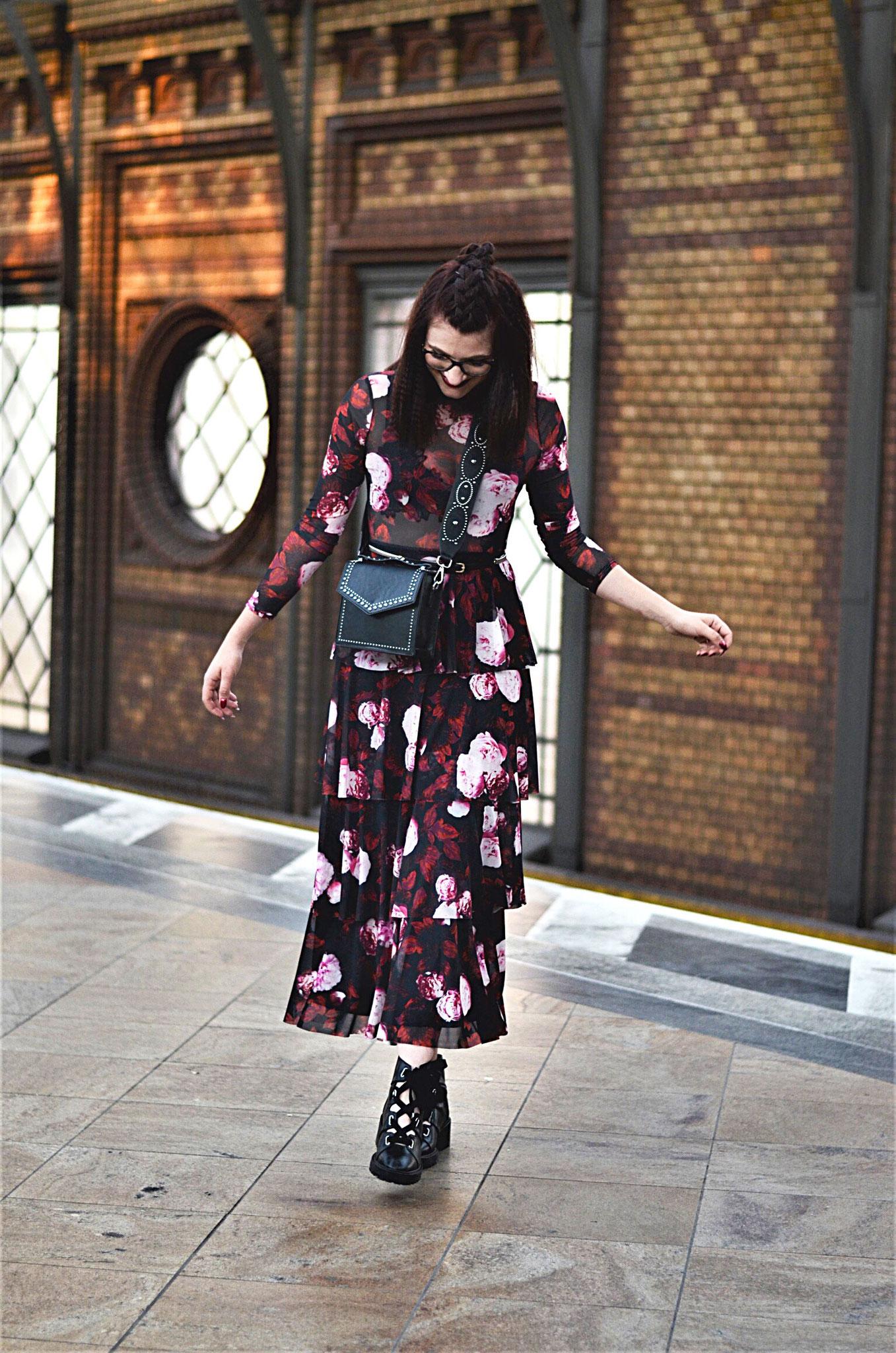 Outfit 3: Telekom Award und Irene Luft Show