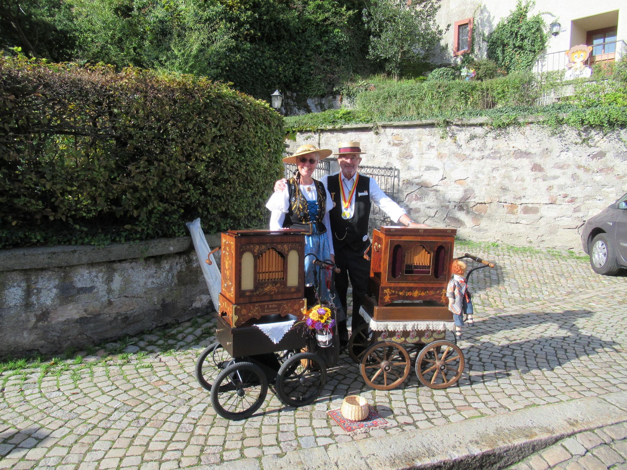 Esther Studer aus Bremgarten AG und Christian Schumacher aus Steffisburg BE