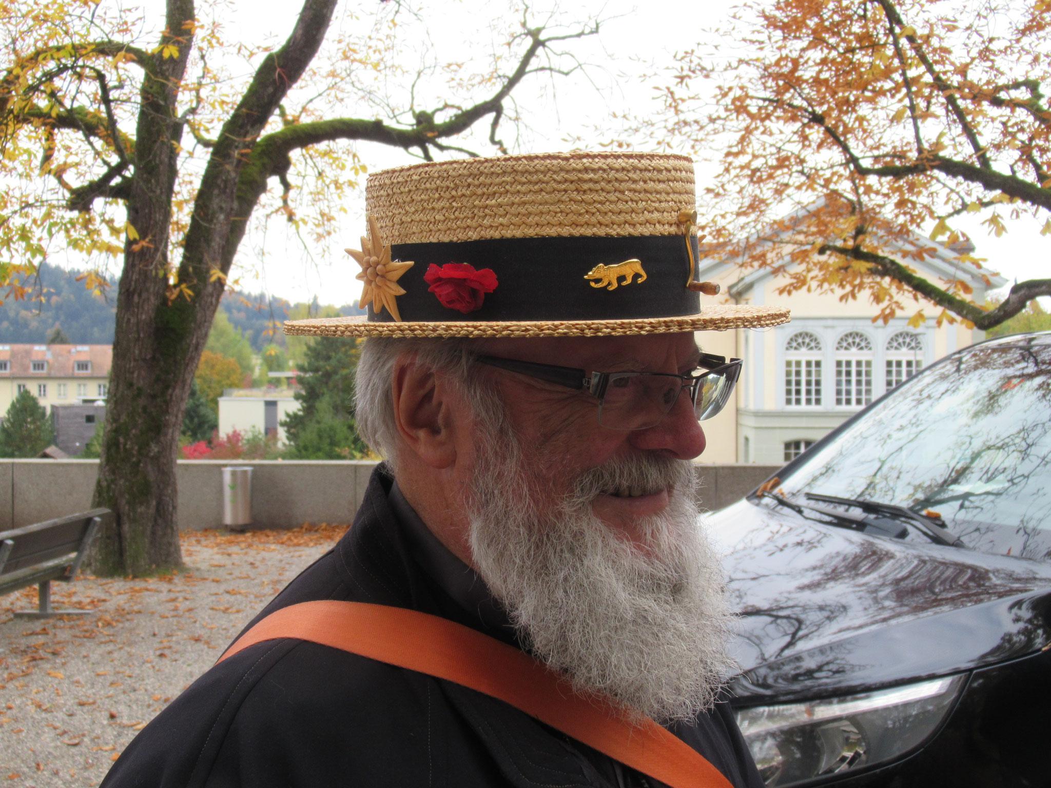"""Der """"Berner Bär"""" Werner Lüthi"""