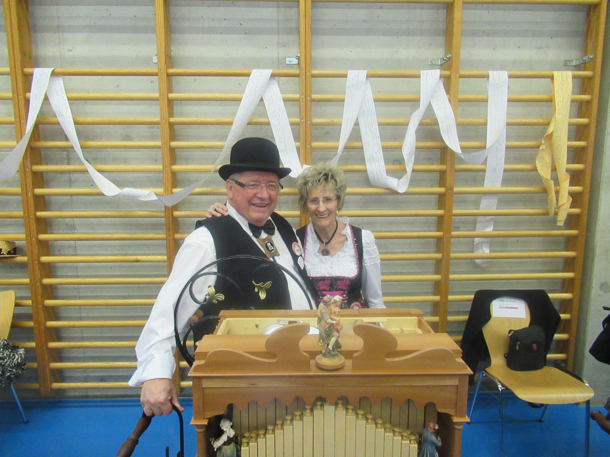 Godi und Helen Suter aus Solothurn
