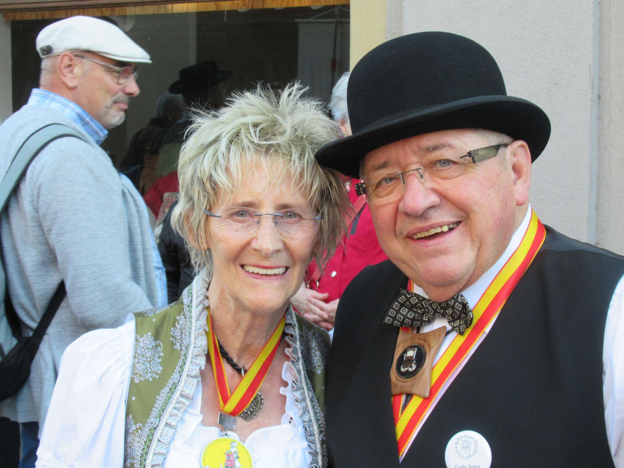 Helen und Godi Suter