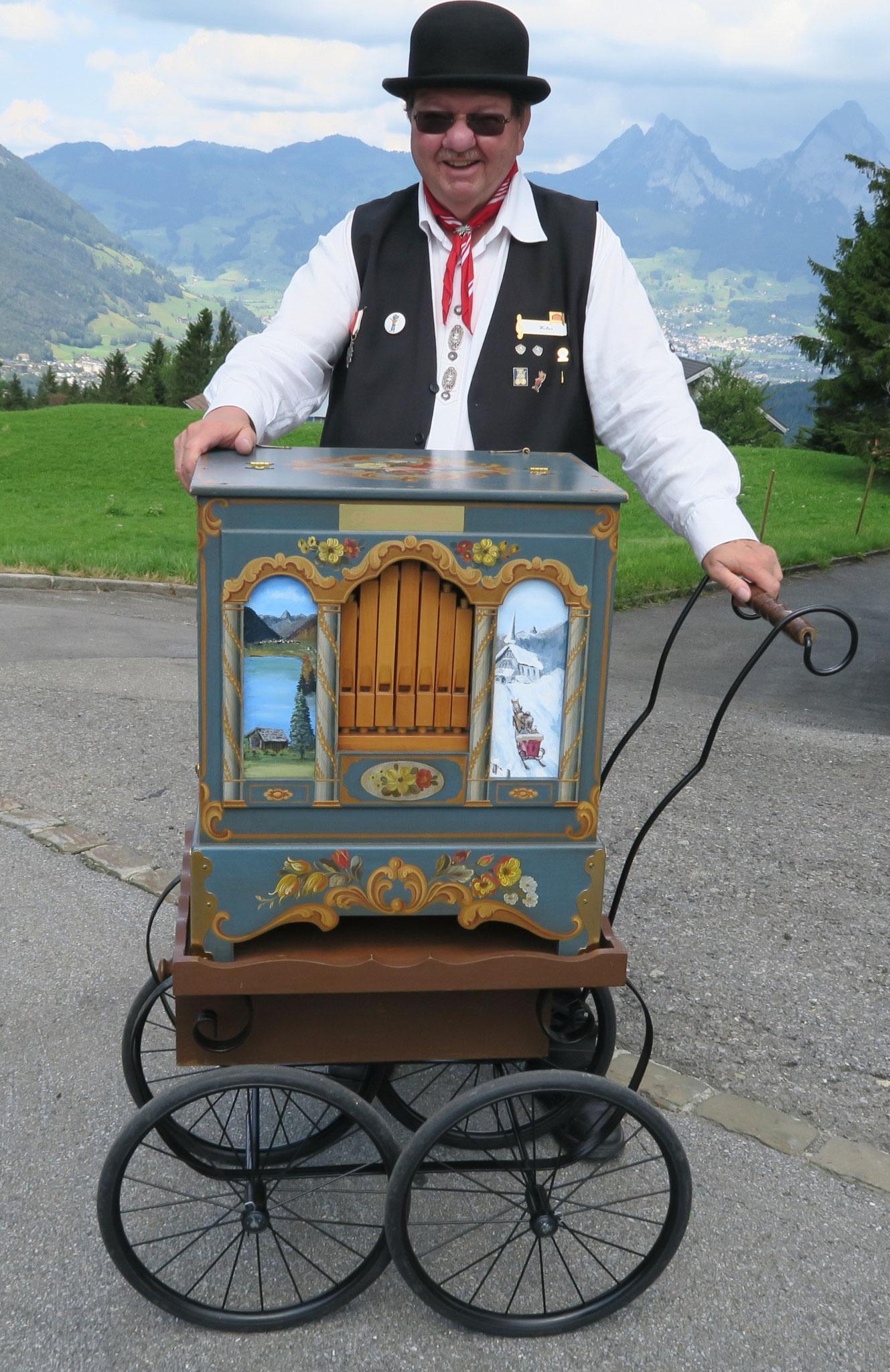 Walter Fausch aus Davos