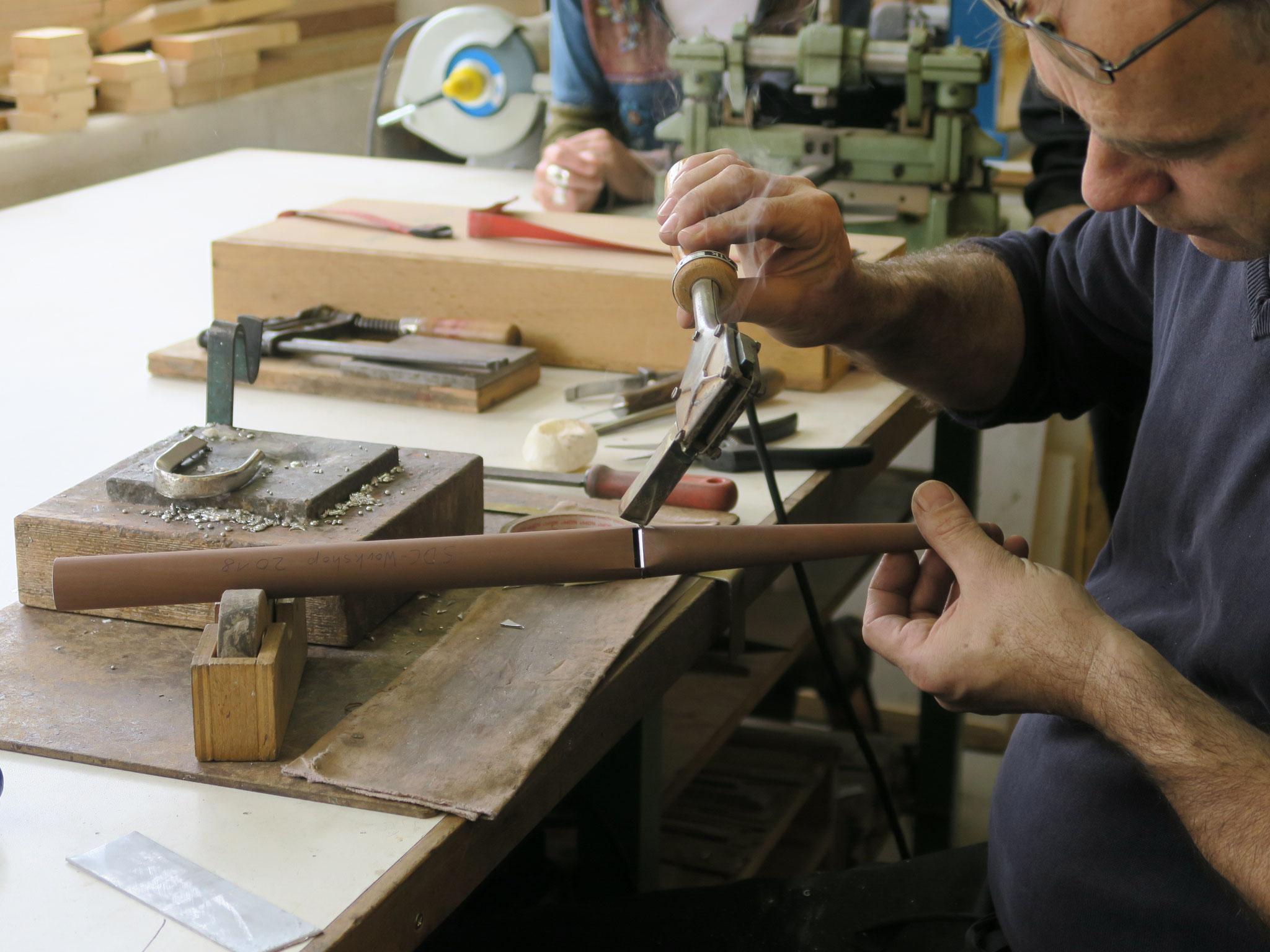 Die Kunst des Lötens