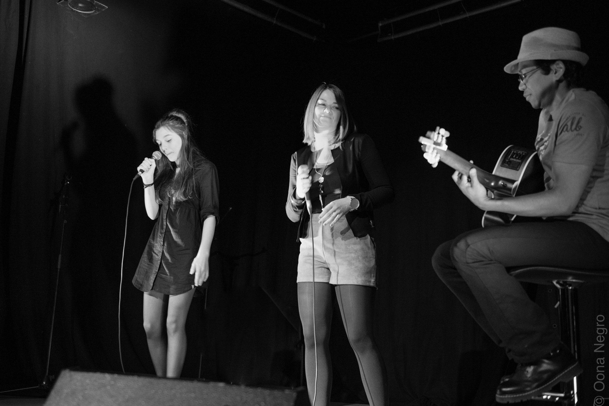 SiJay - Julie, Coline et Phil