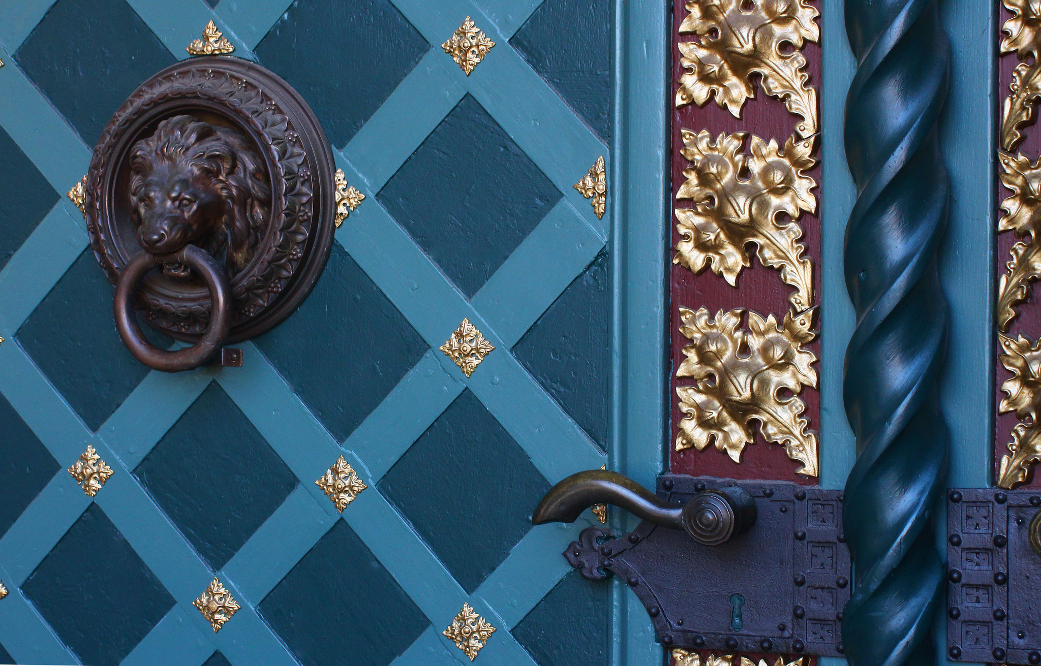 Alhambra in Minden. (c) Doris Rohde, 2017.