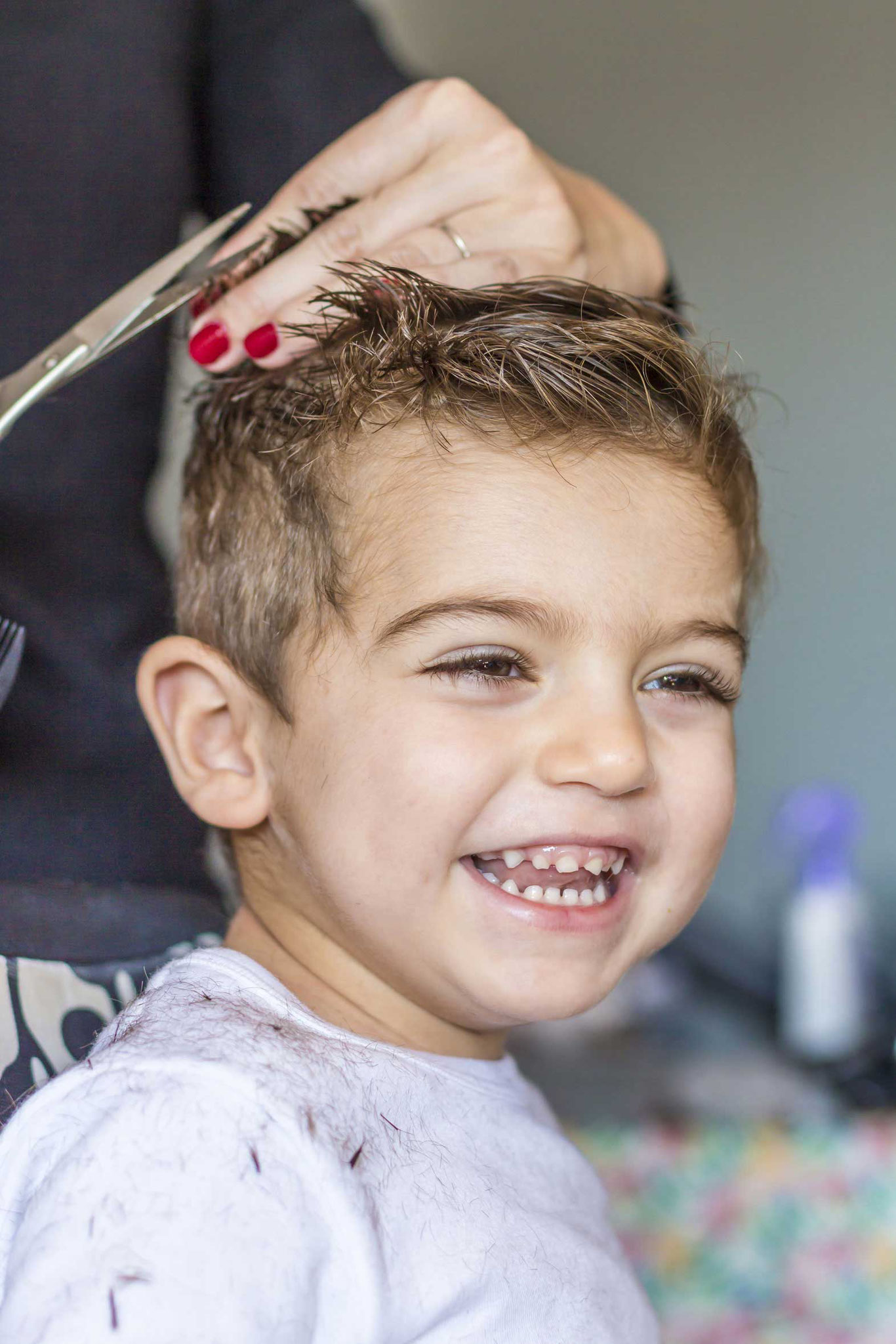 Haarschnitt Boys