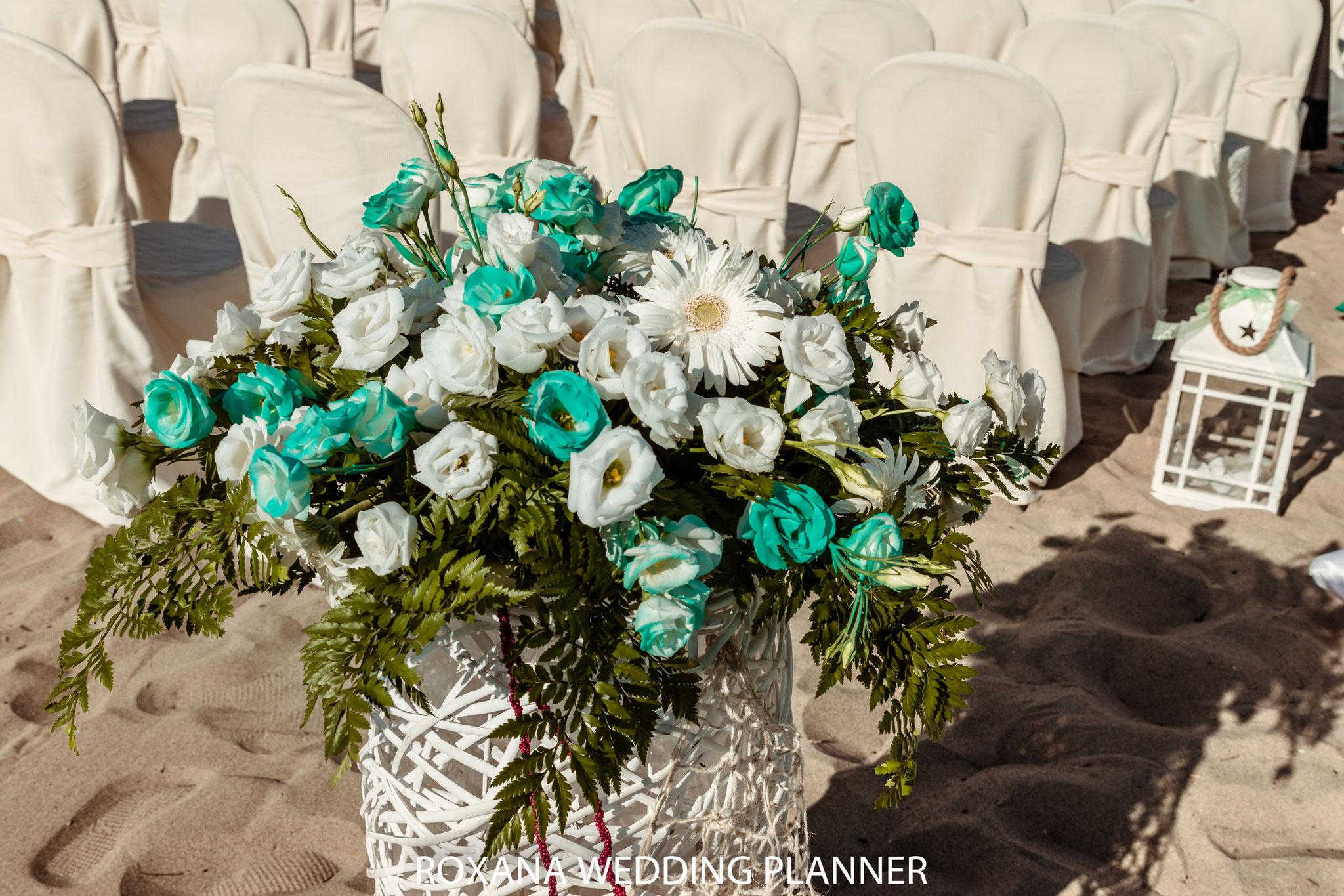 décoration-fleurs-sur-la-plage