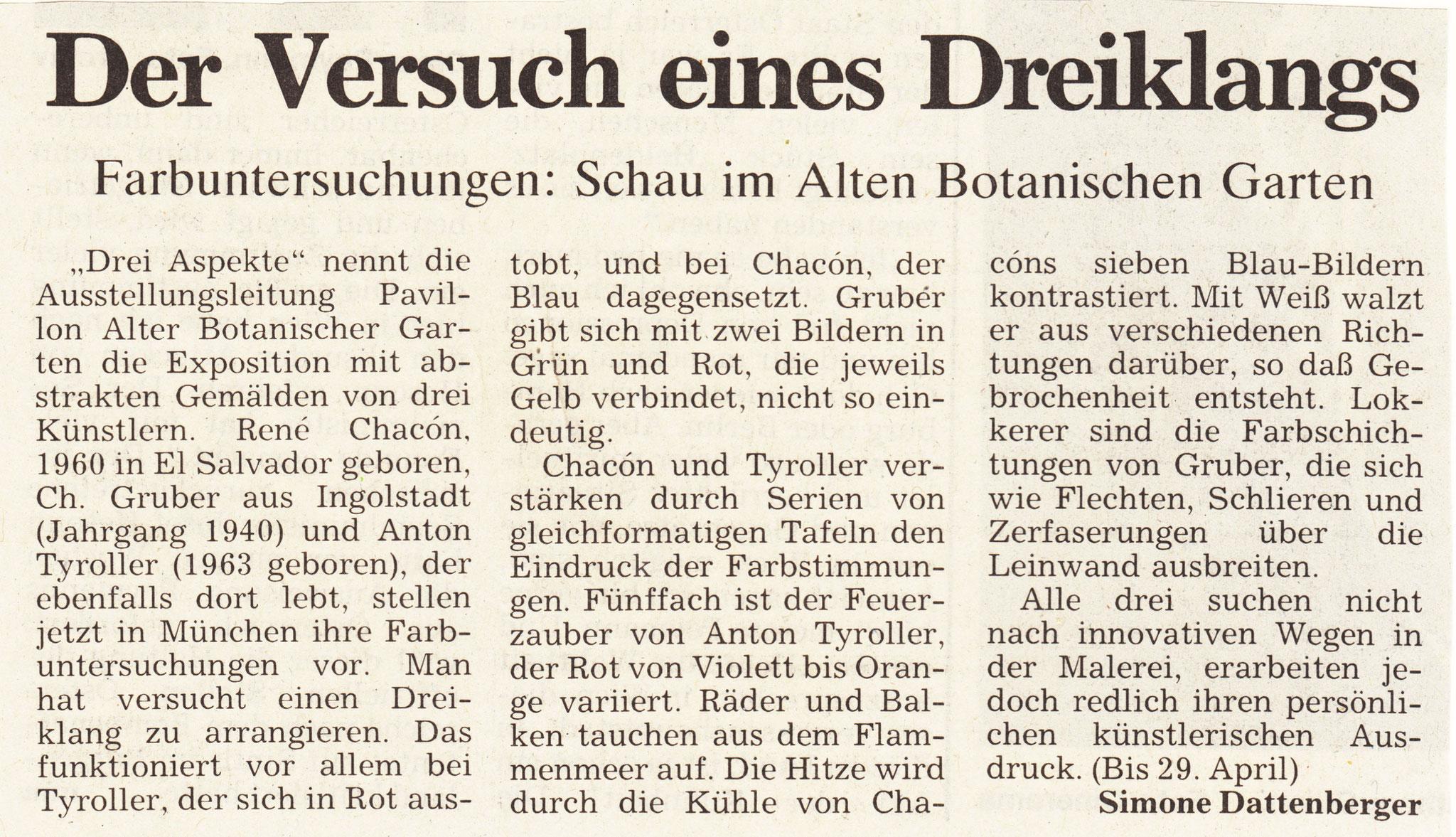 Münchner Merkur, 1995