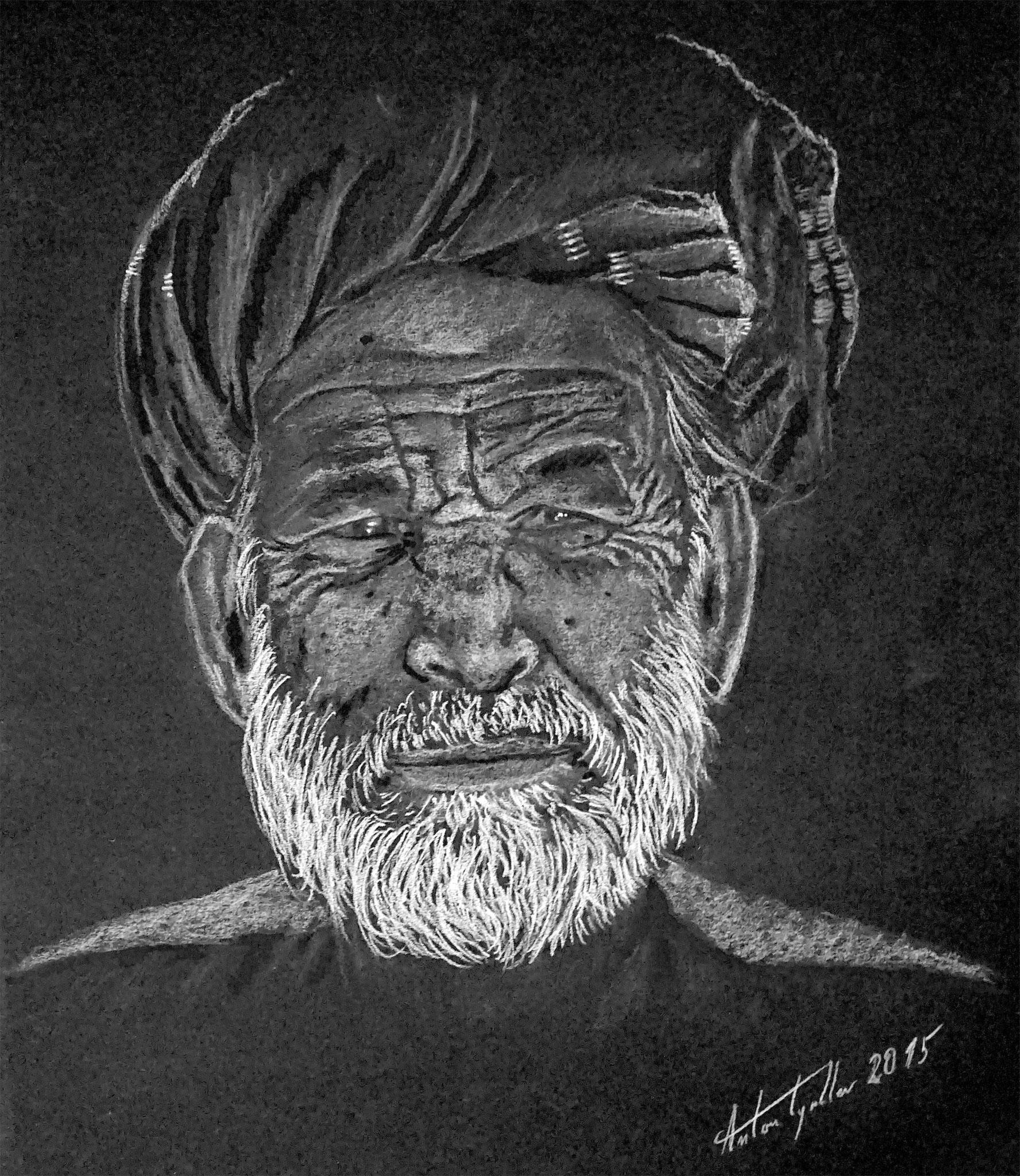 Afghanistan, 40x30 cm